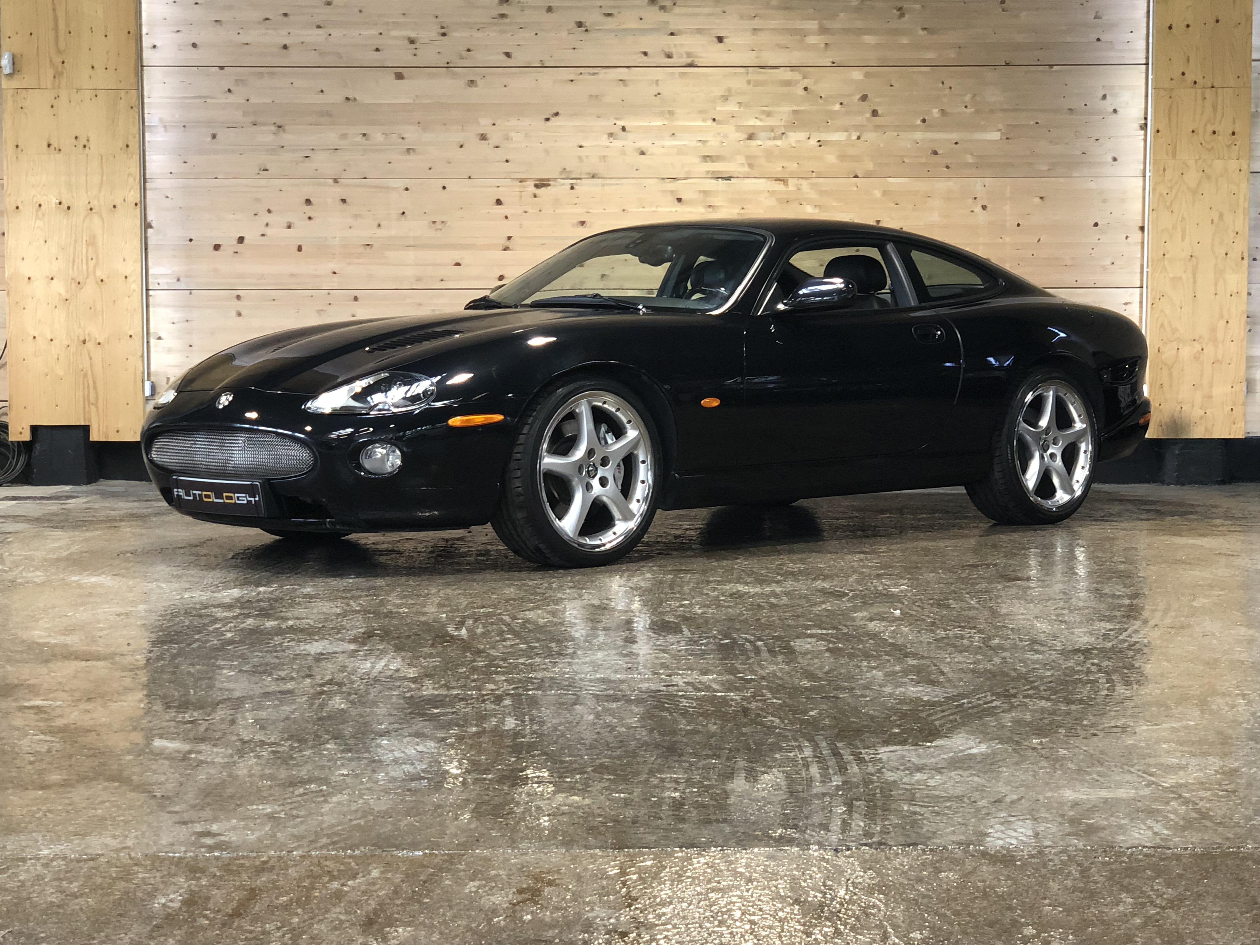 Jaguar XKR 4.2 BVA6