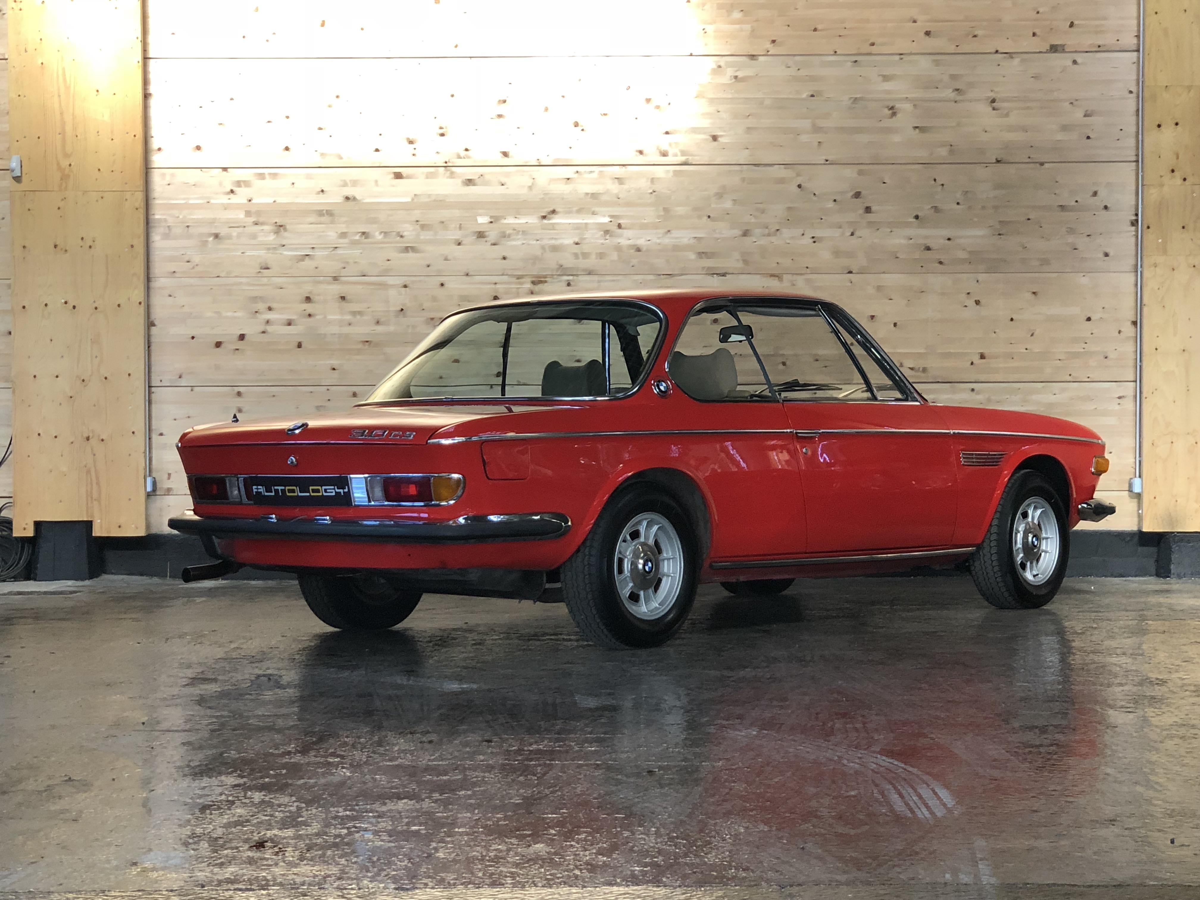 BMW 3.0CS