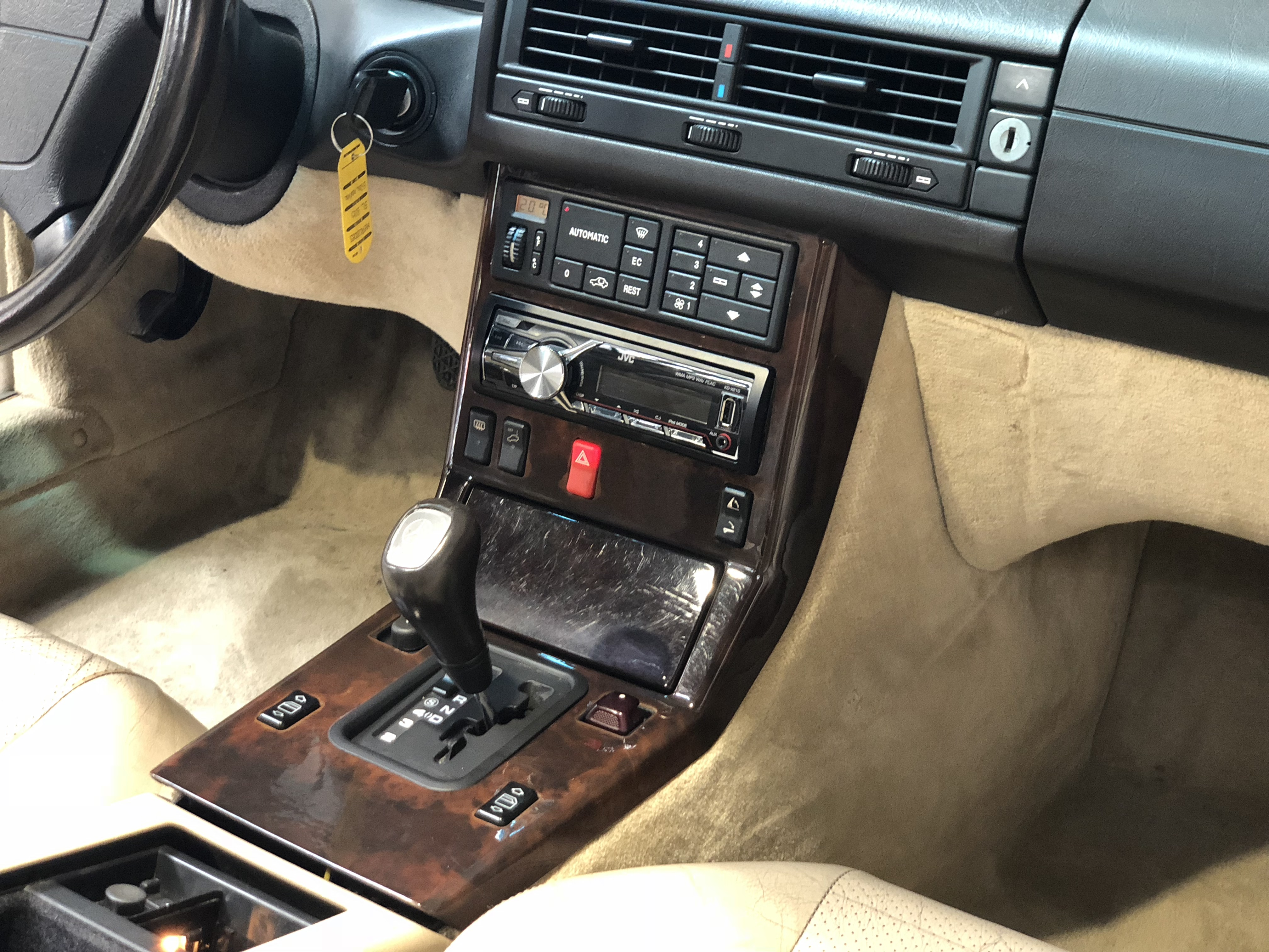 Mercedes SL320 BVA