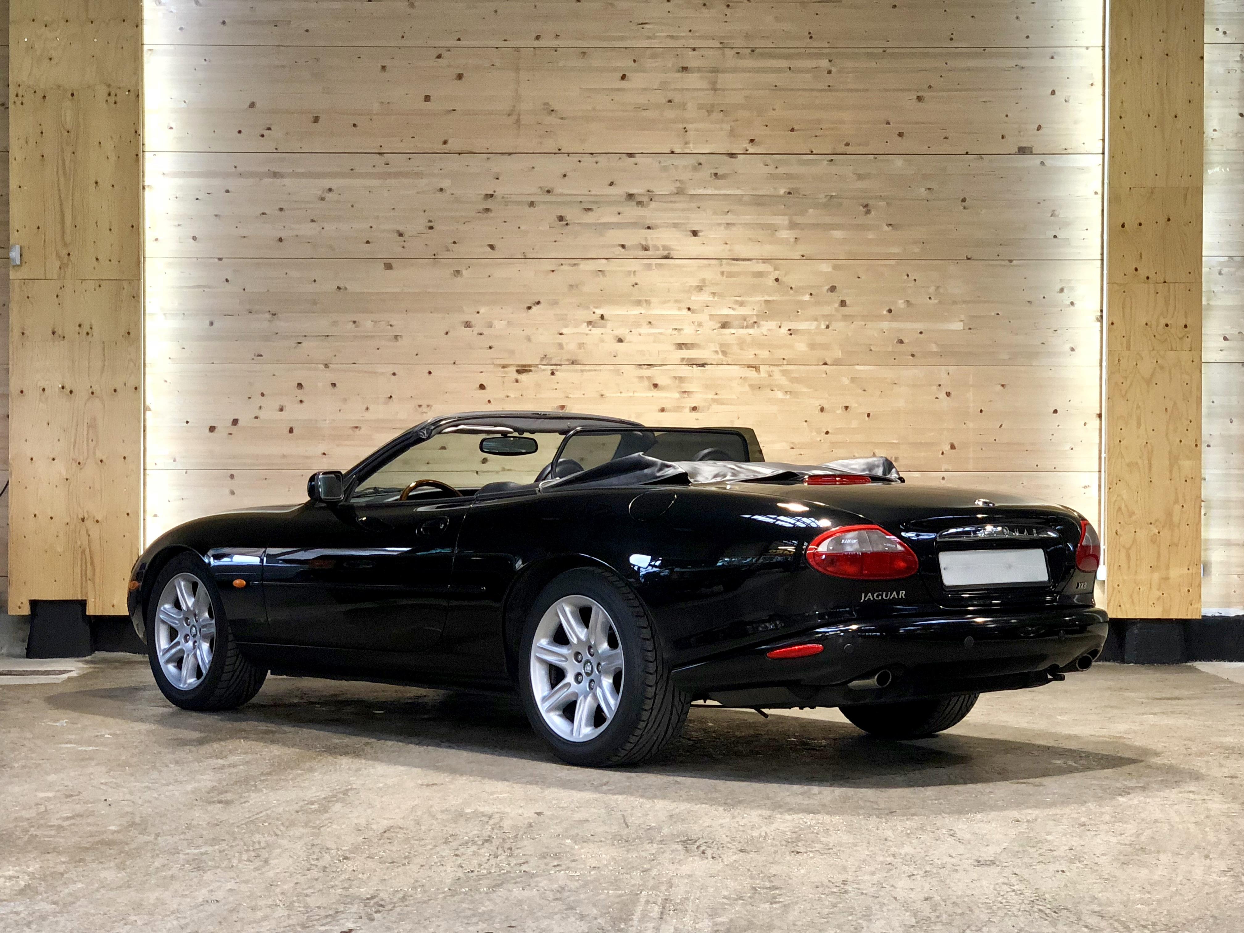 Jaguar XK8 4.0 Cabriolet