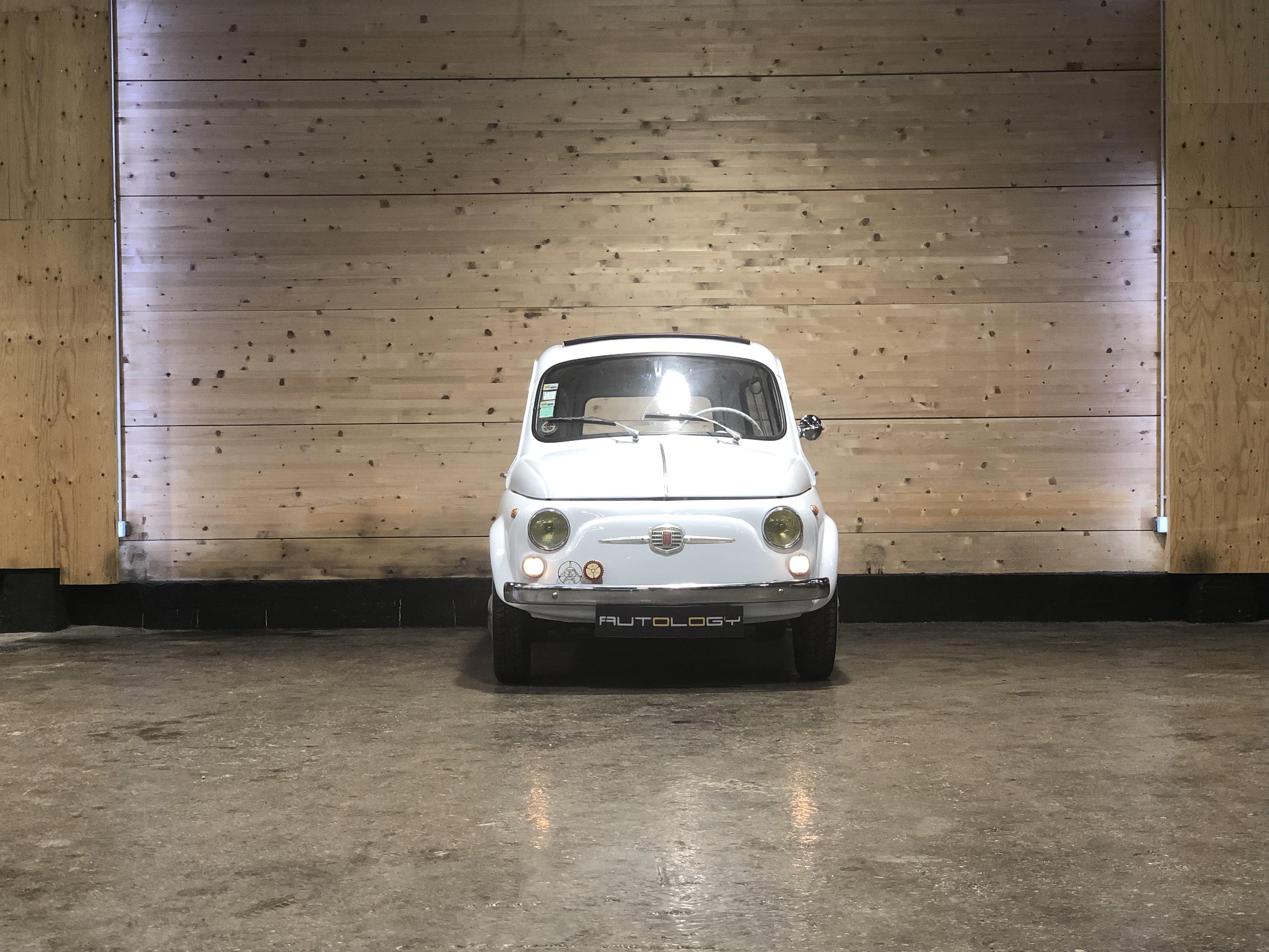 Fiat 500 Jardinière