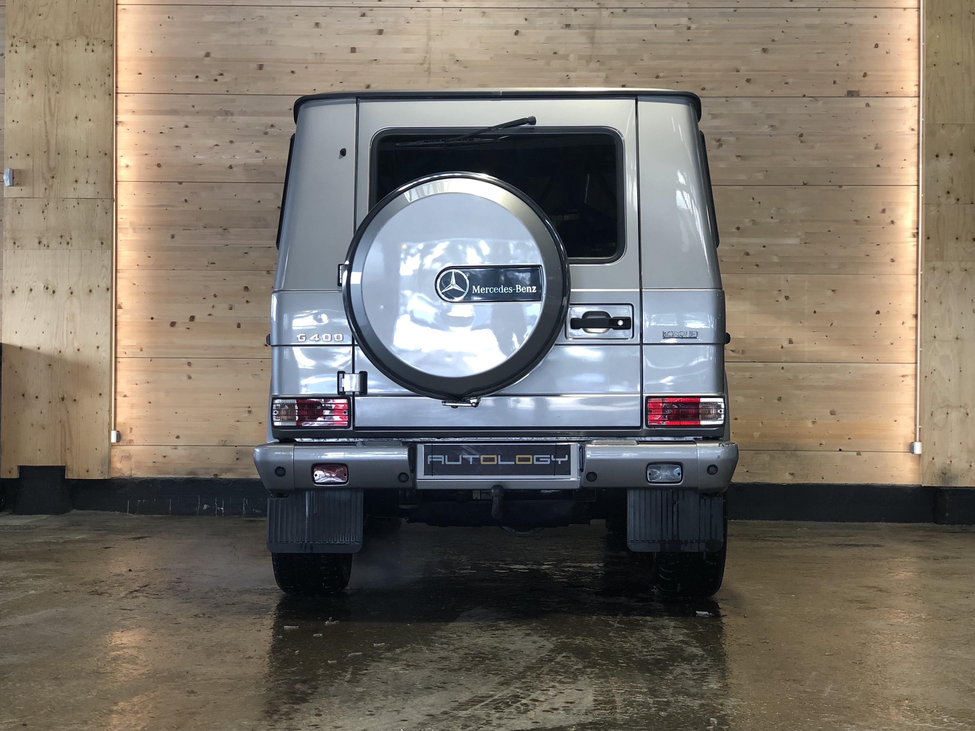 Mercedes G400CDi Long BVA