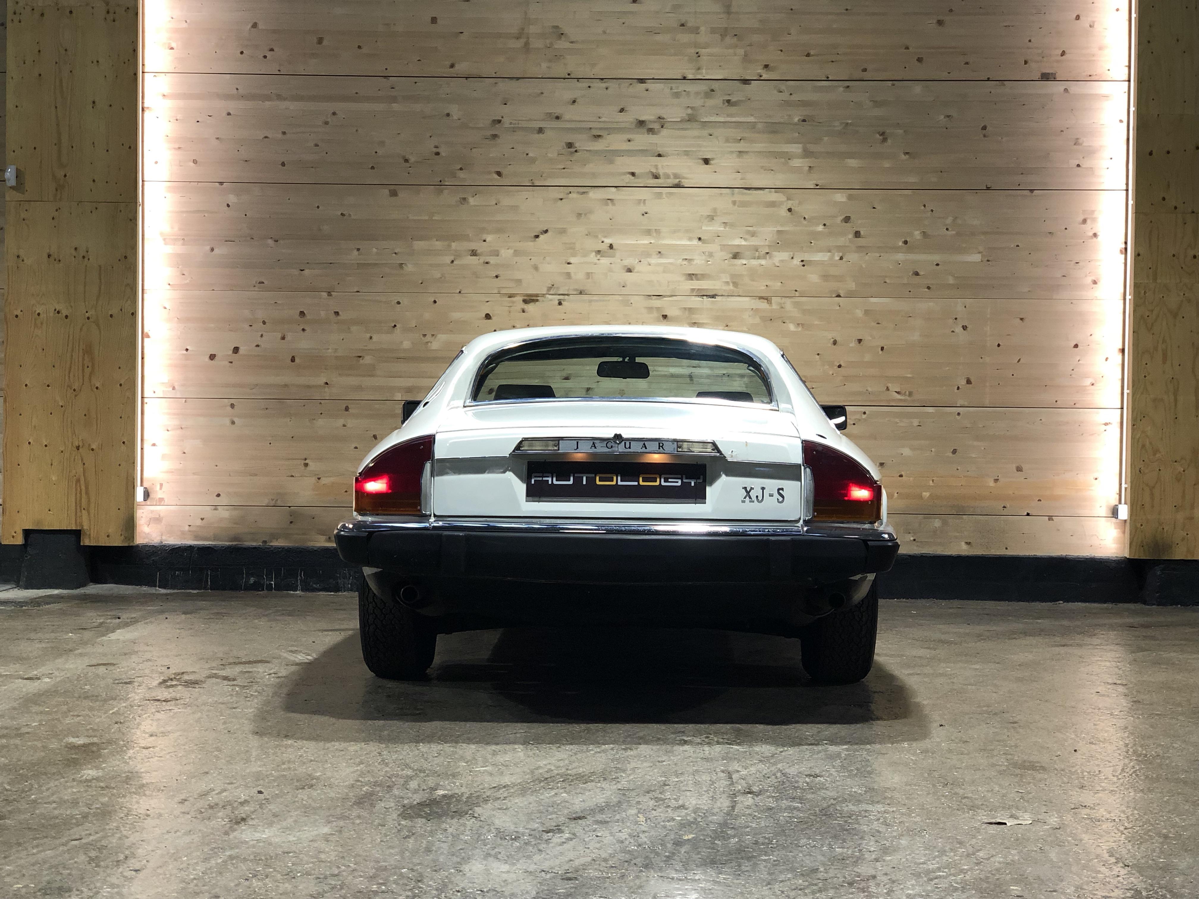 Jaguar XJS V12 5.3 Pre-HE BVA