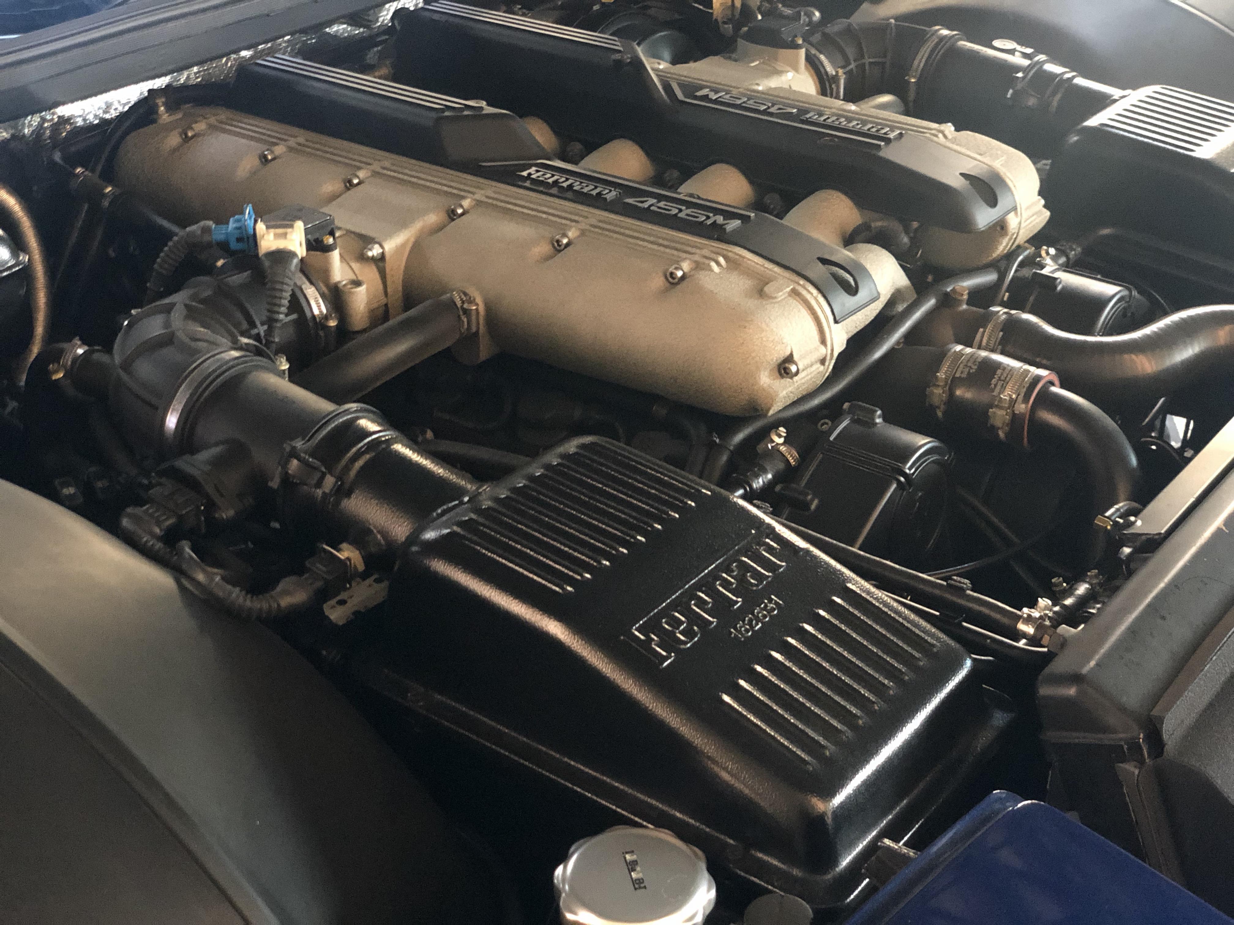 Ferrari 456 MGT BVM6