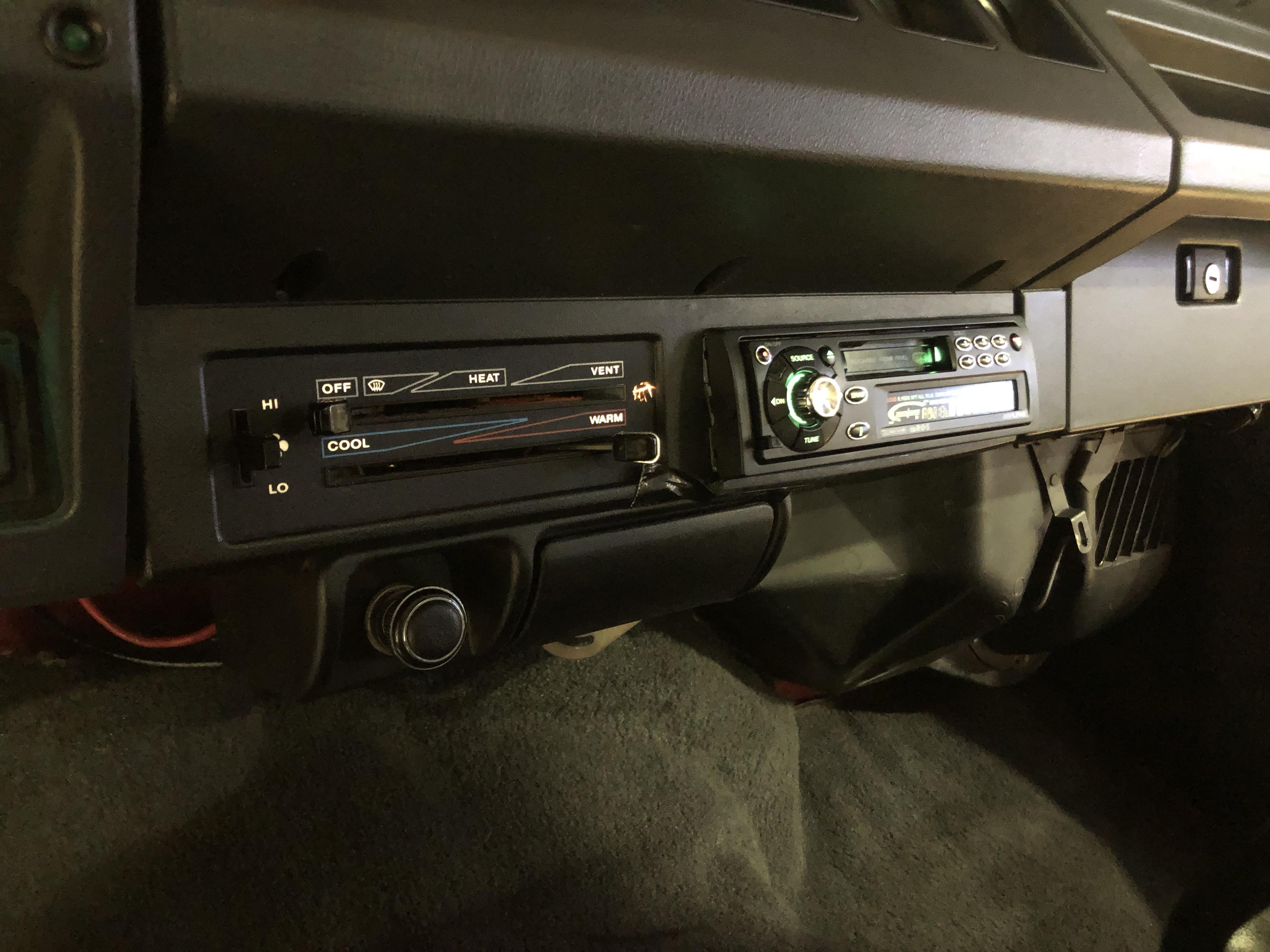 Jeep Wrangler YJ 4.0