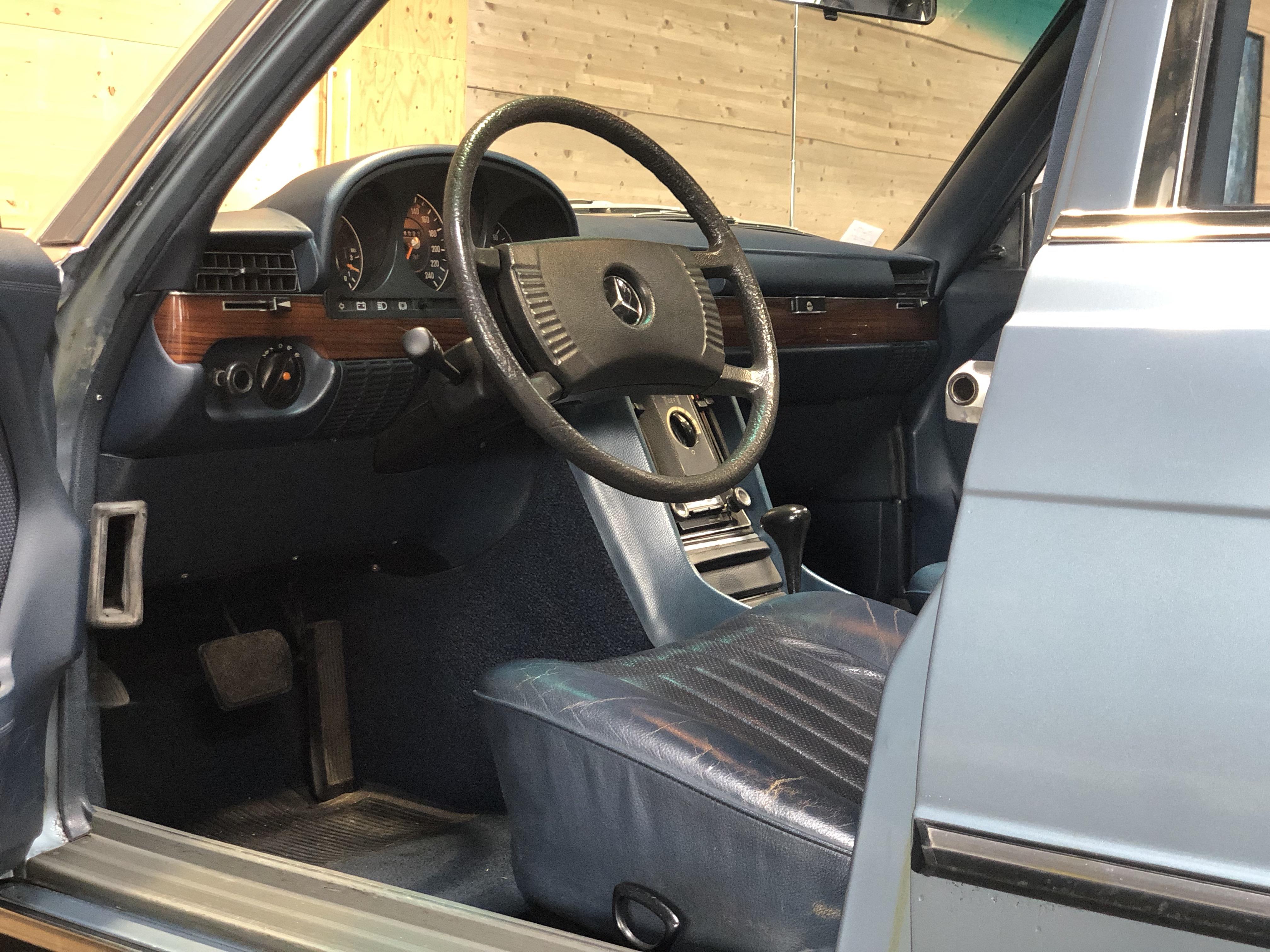 Mercedes 280 SEL BVA