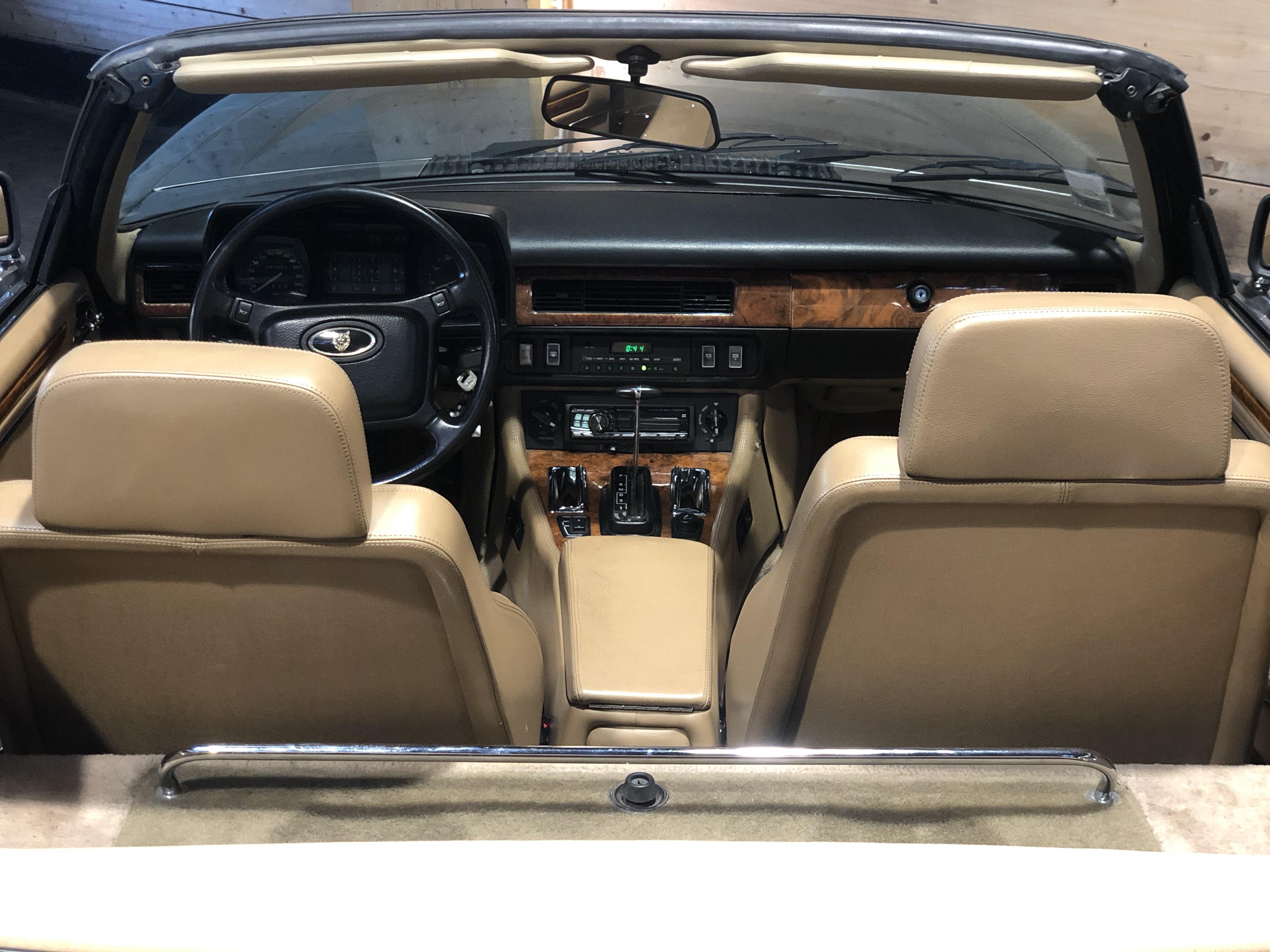Jaguar XJS Cabriolet V12 5.3 BVA