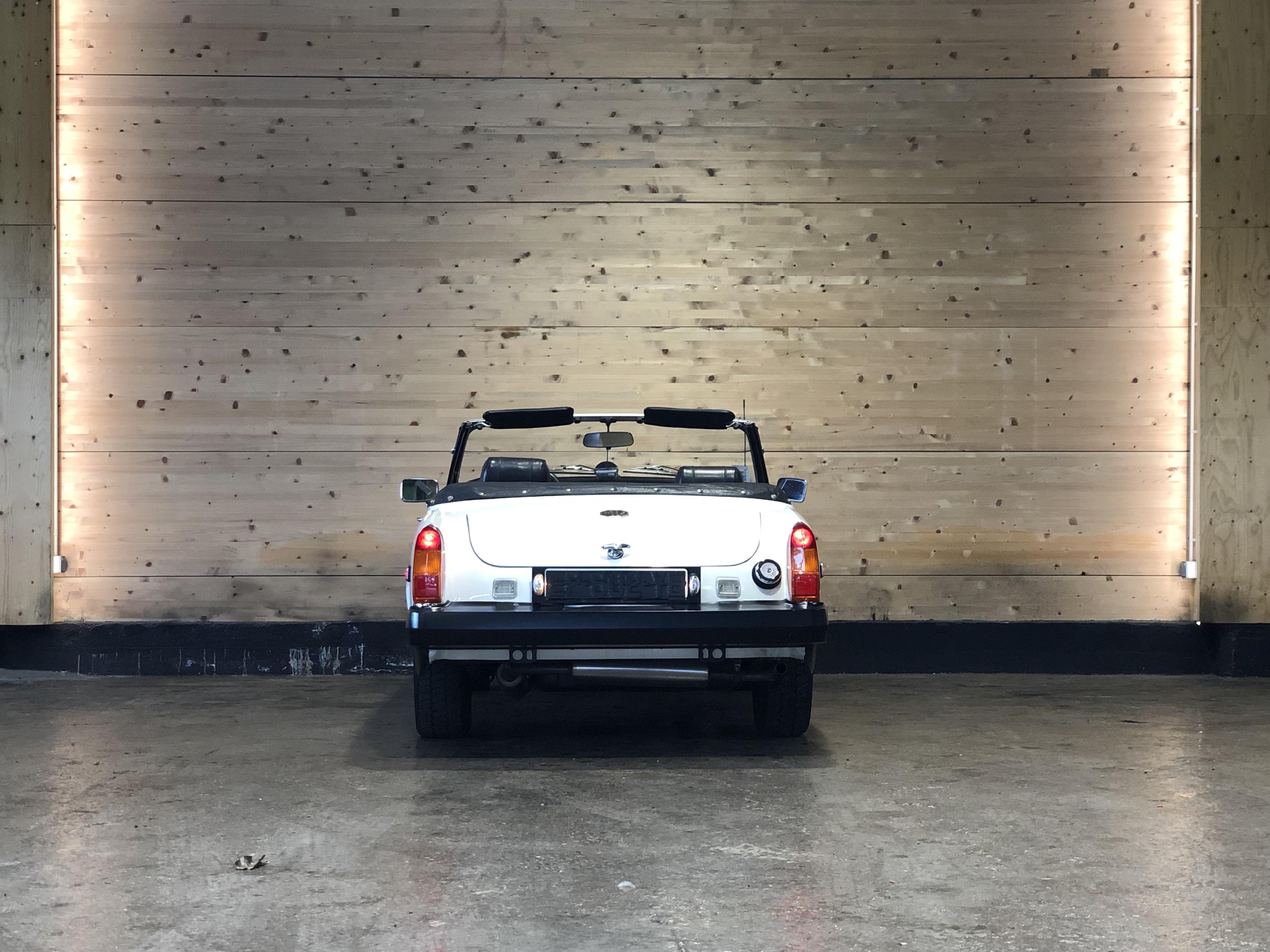 MG Midget 1500