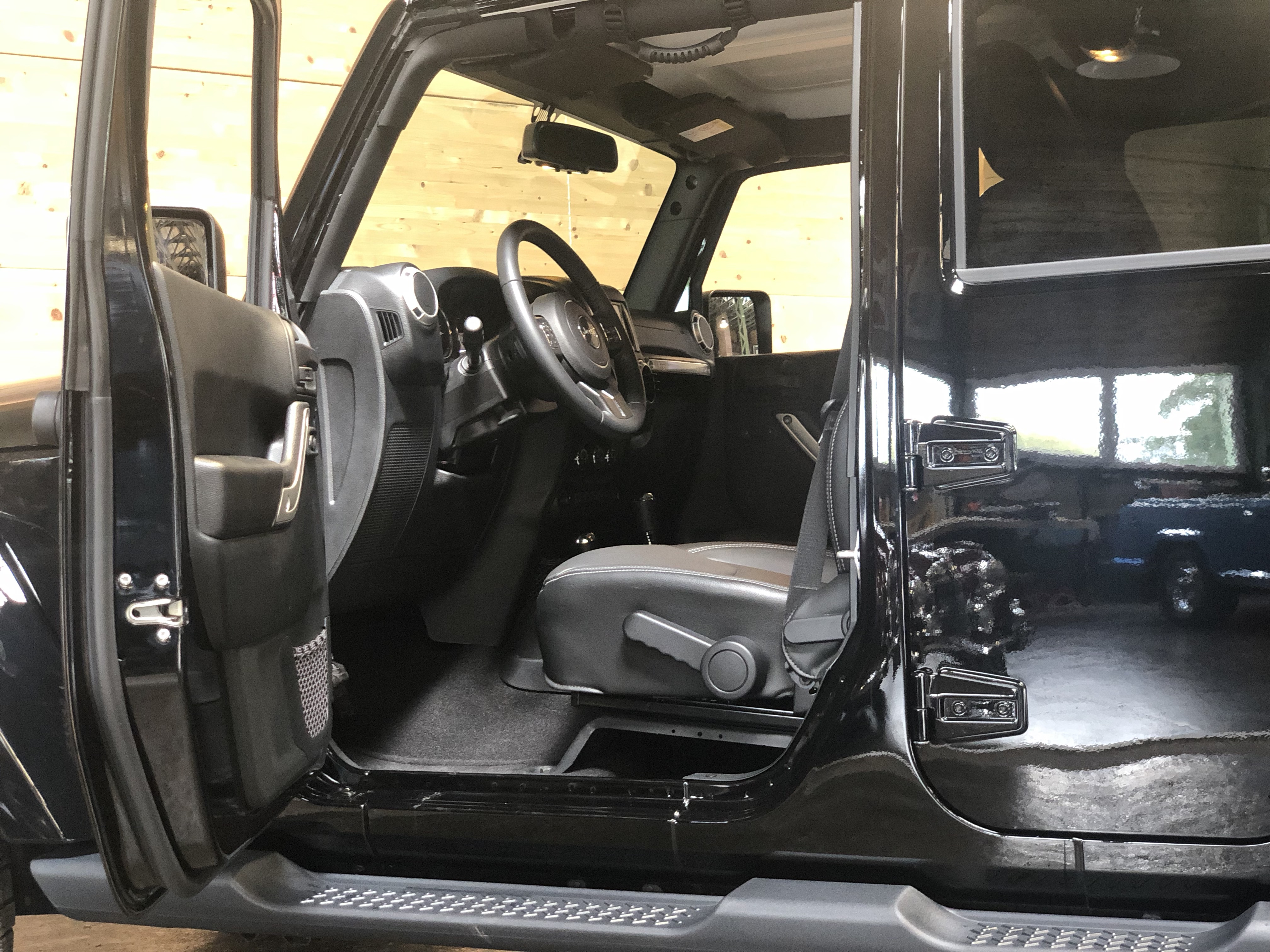 Jeep Wrangler Unlimited V6 3.6 Sahara BVA