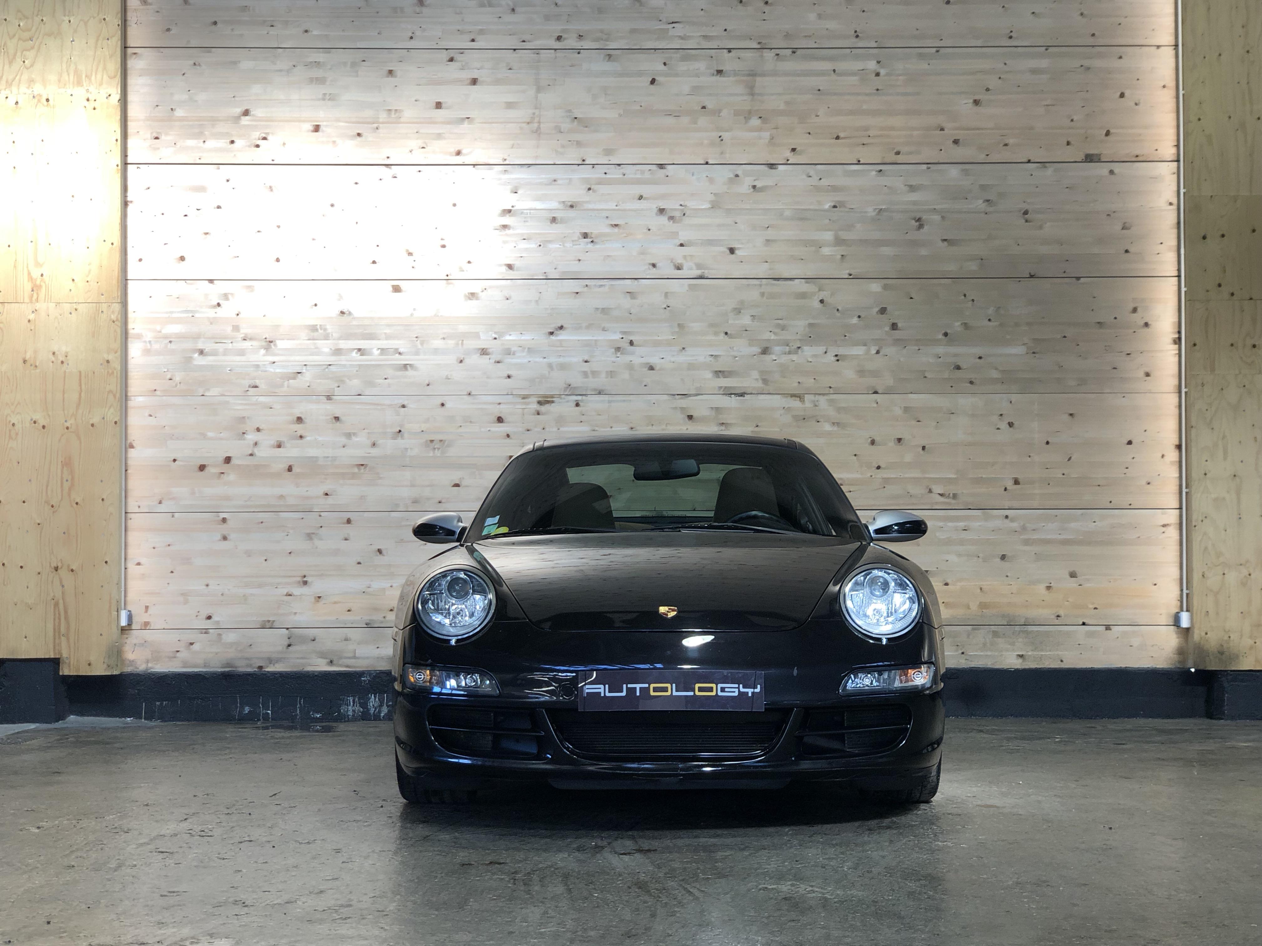 Porsche 997 Targa 4S Tiptronic