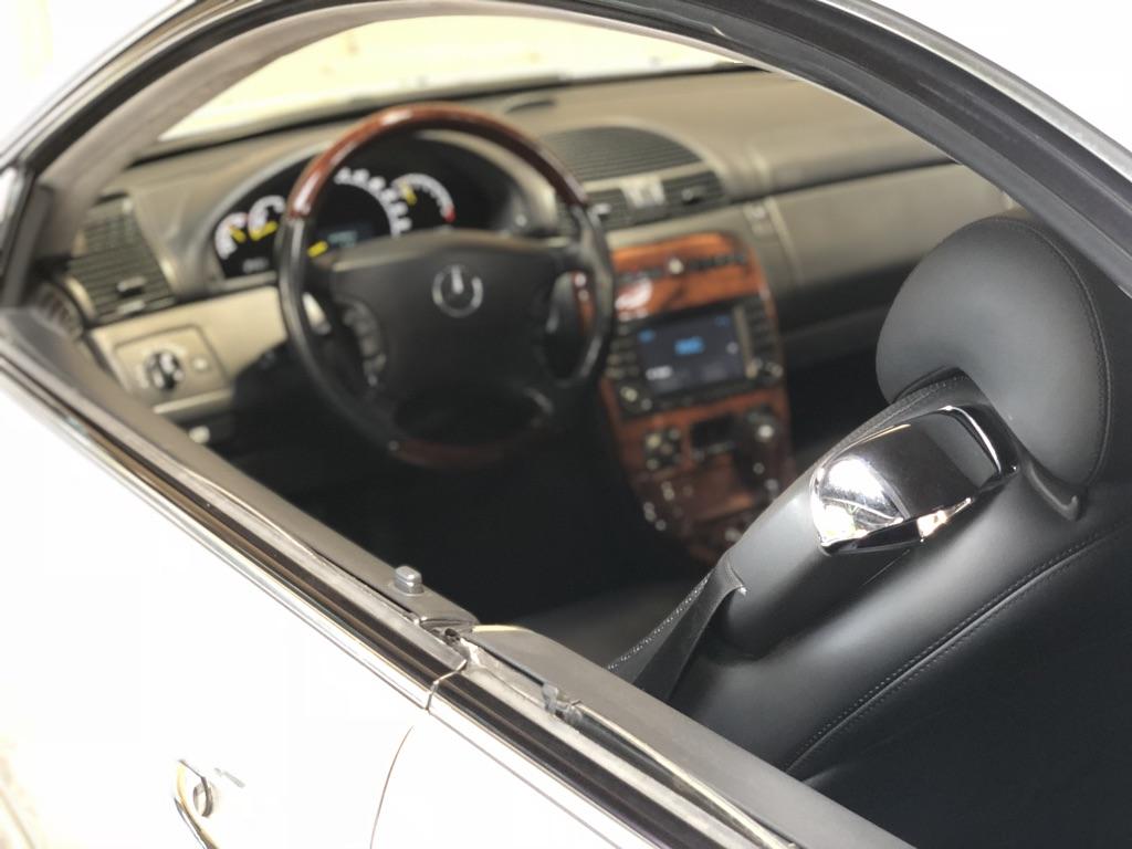 Mercedes CL 600 (500ch)