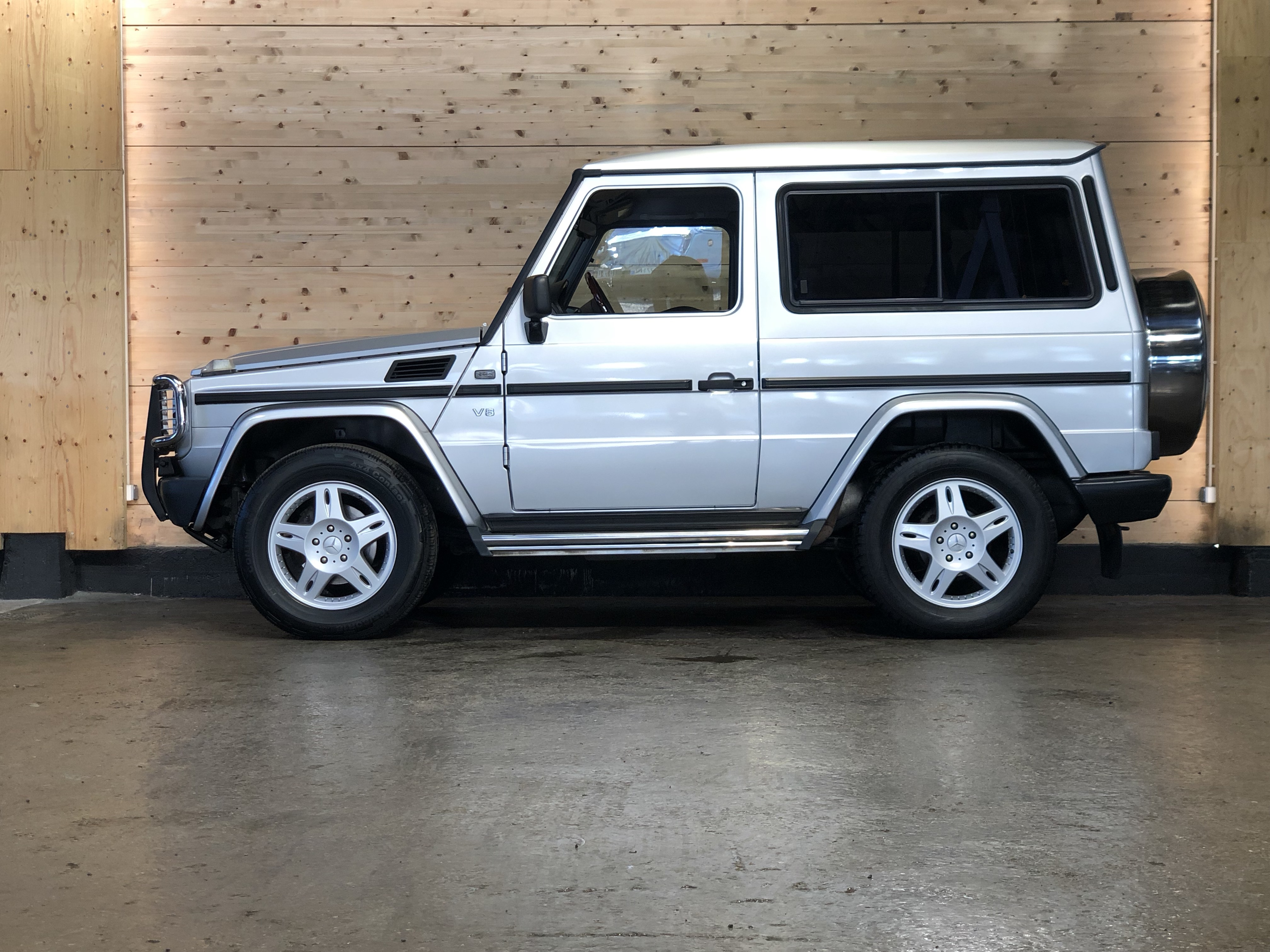 Mercedes G500 Break Court Prestige BVA