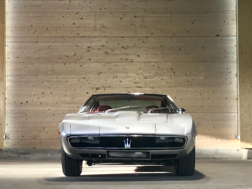 Maserati Ghibli 4.7