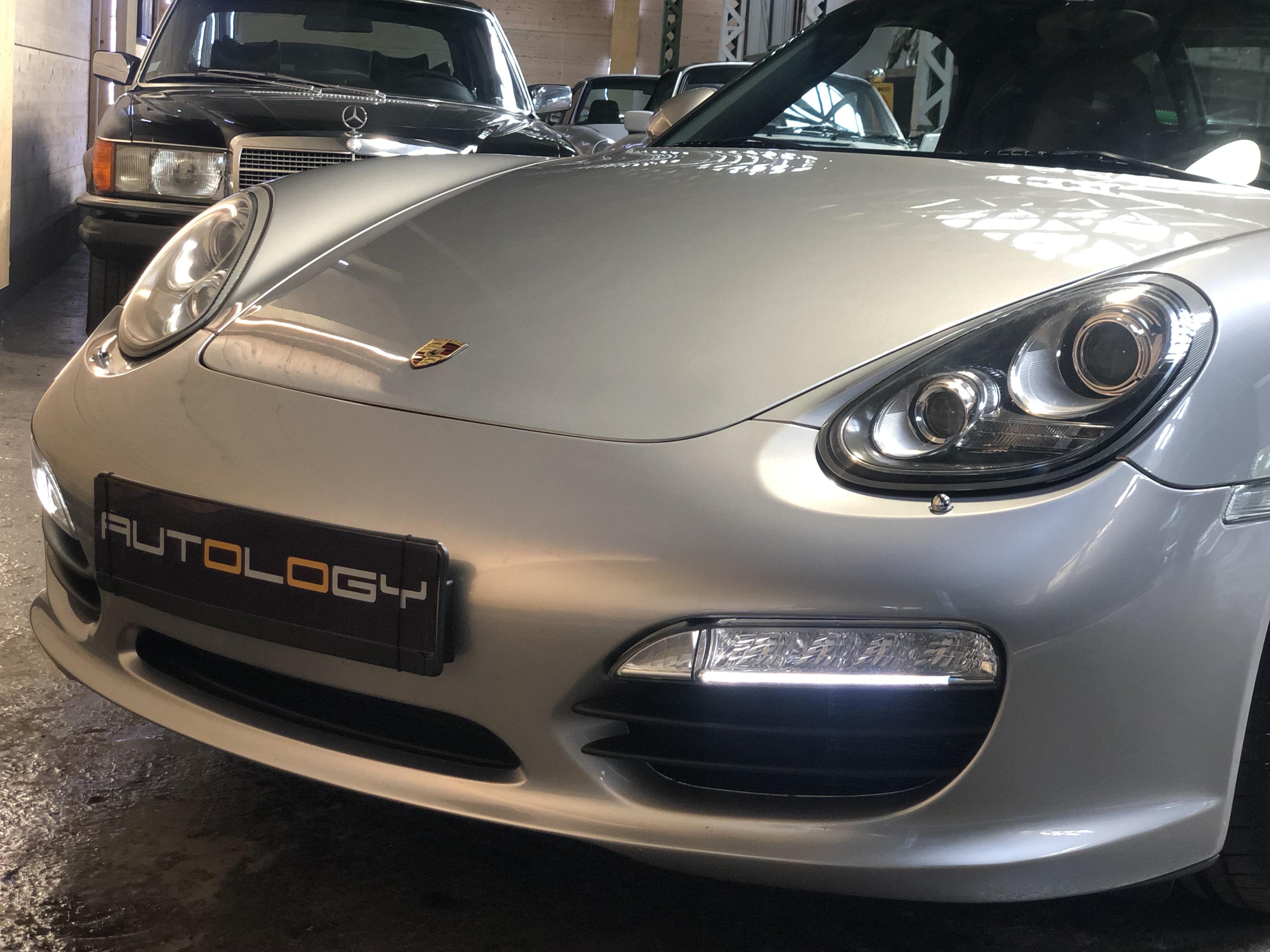 Porsche Boxster S PDK