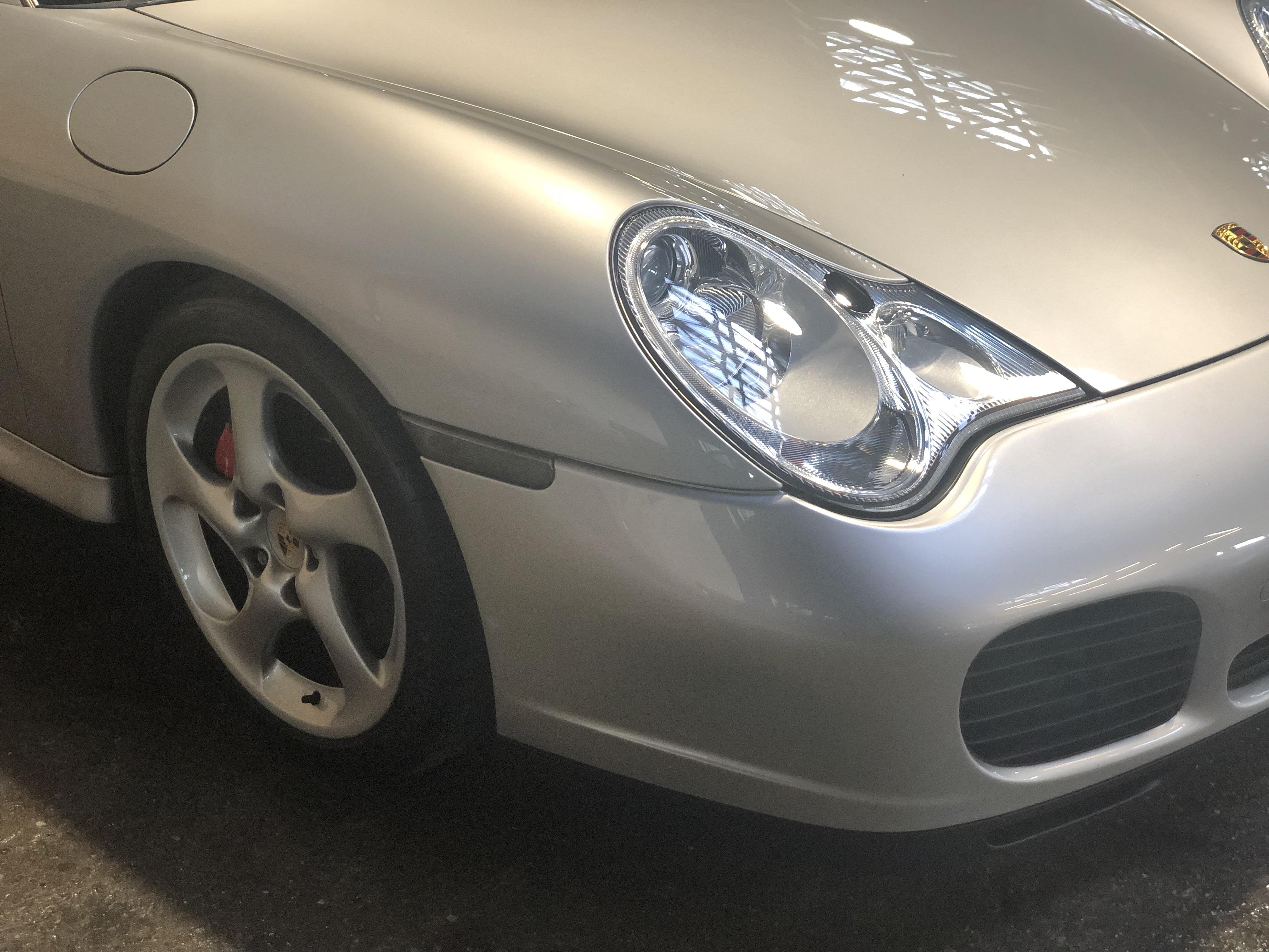 Porsche 996 Carrera 4S Cabriolet BVM6