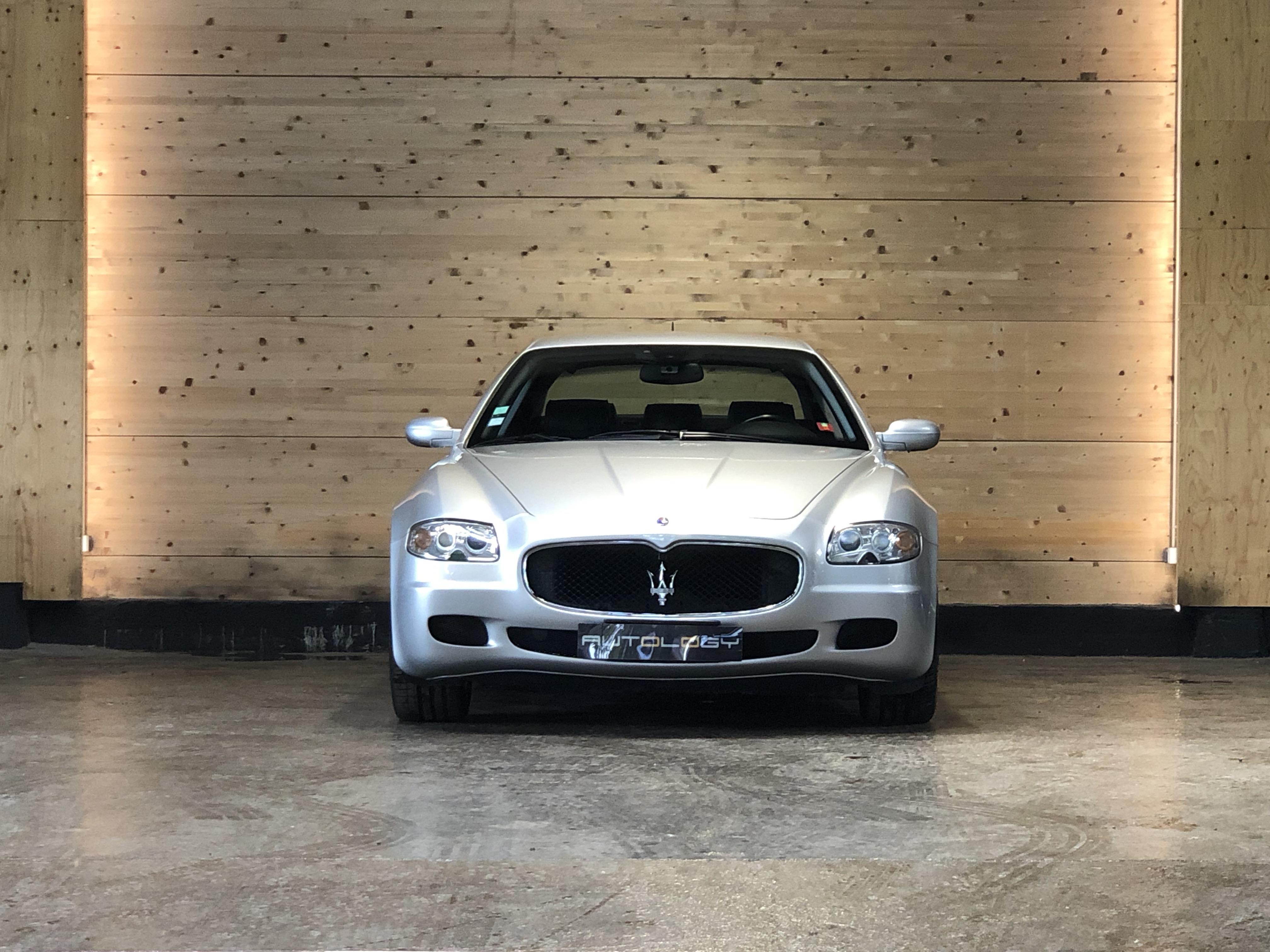 Maserati Quattroporte 4.2 DuoSelect