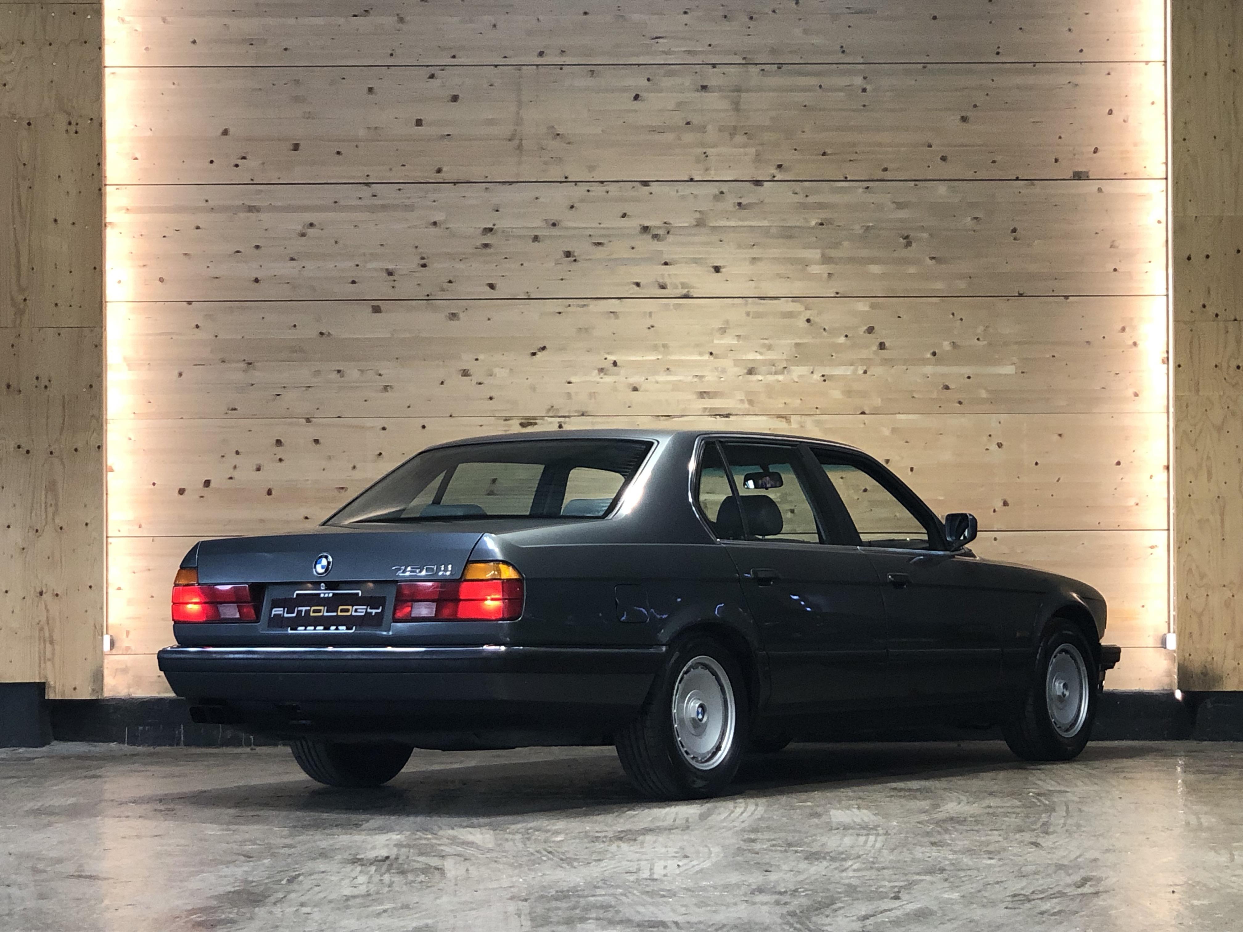 BMW 750 iaL