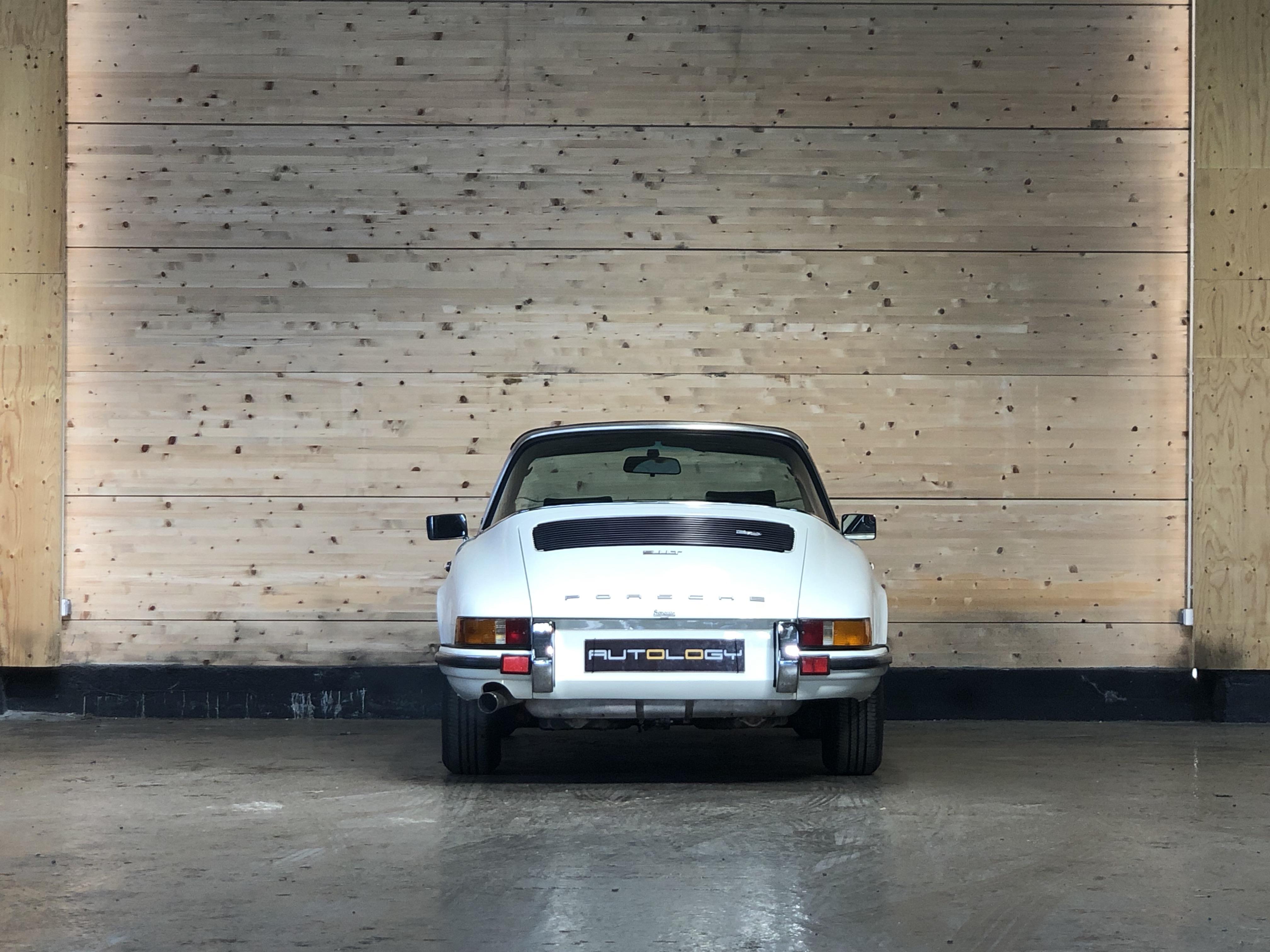 Porsche 911 2.4 T Targa