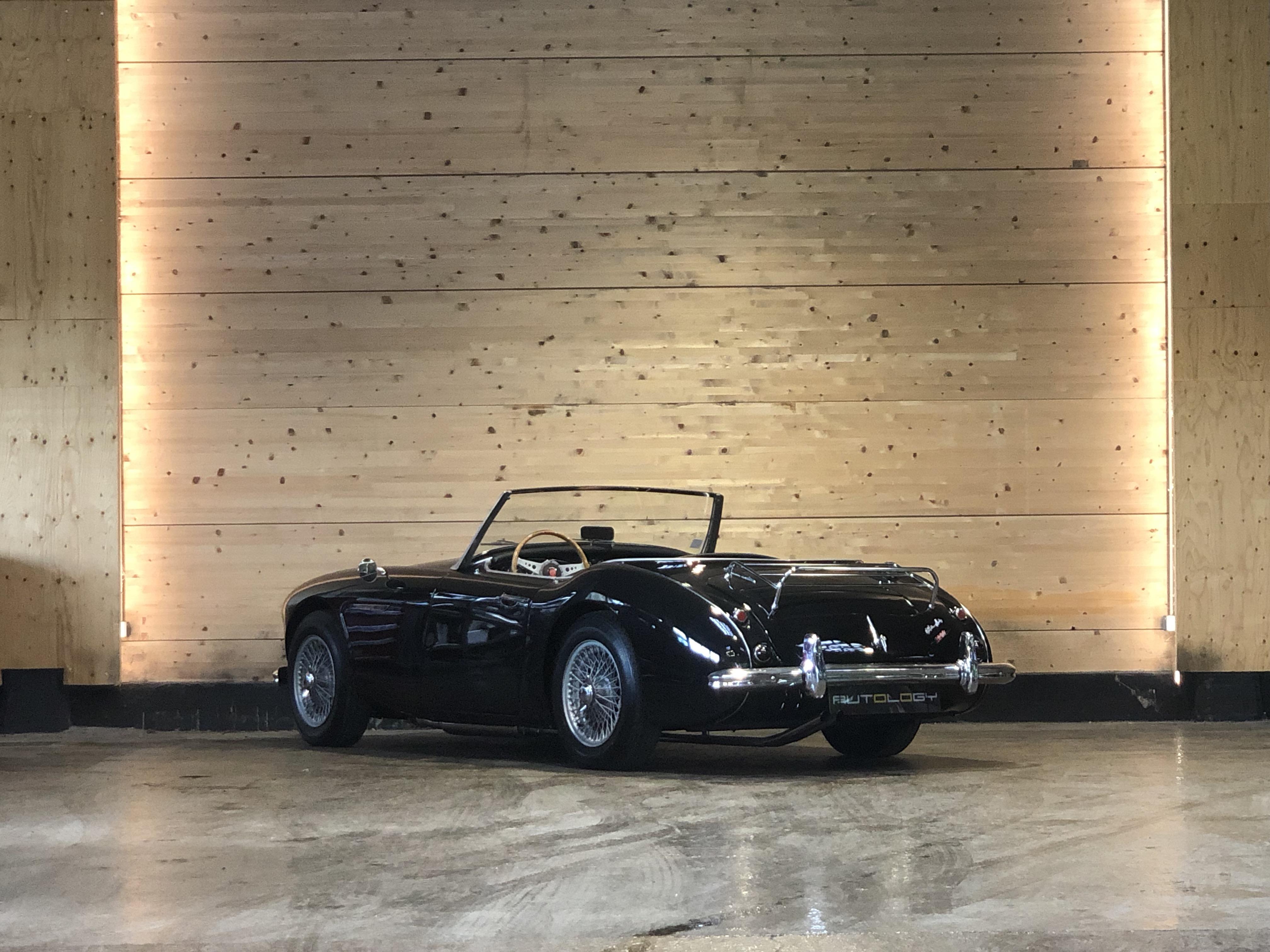 Austin Healey 3000 BT7 MkI
