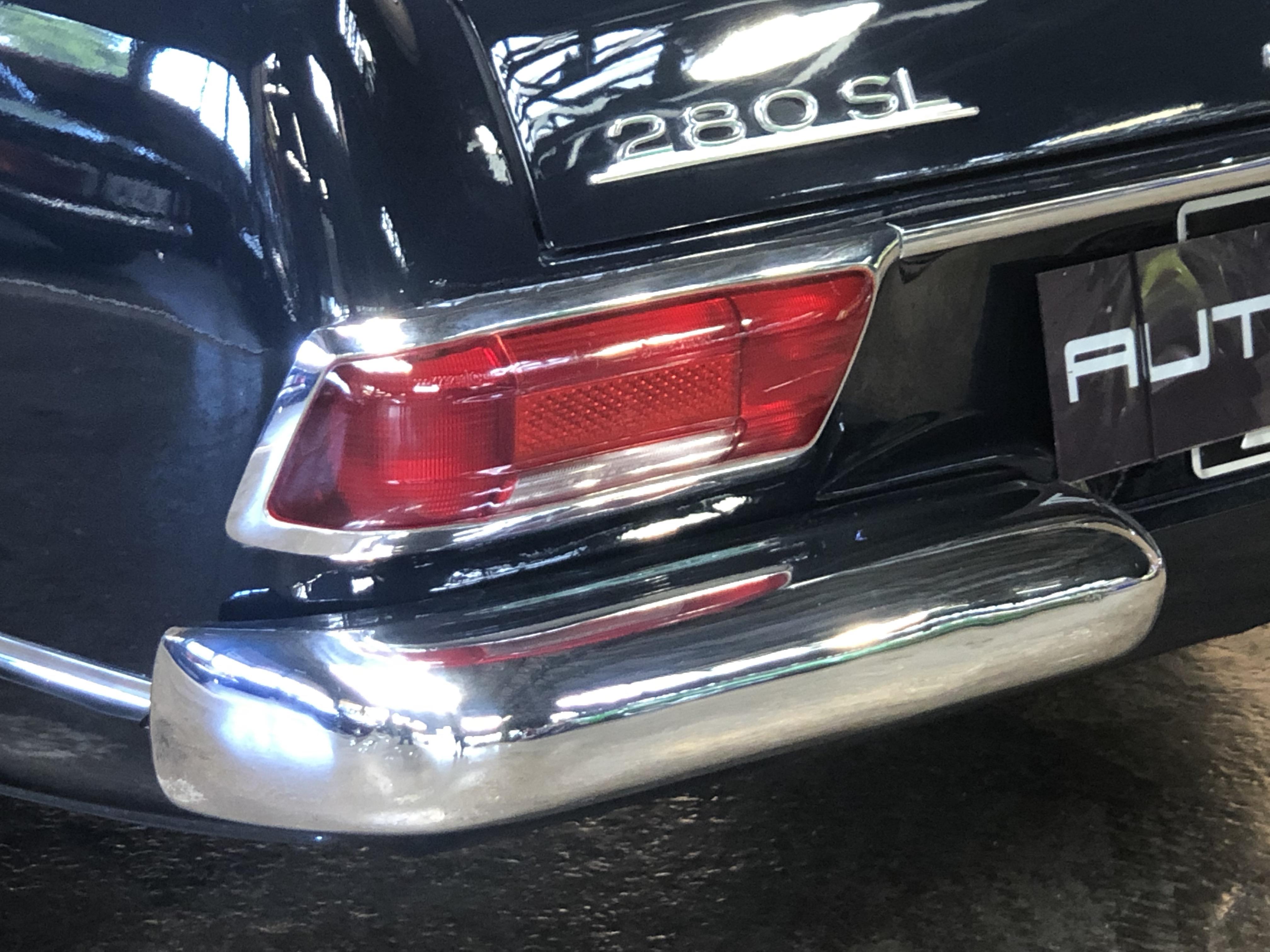 Mercedes 280 SL «Pagode» BVA