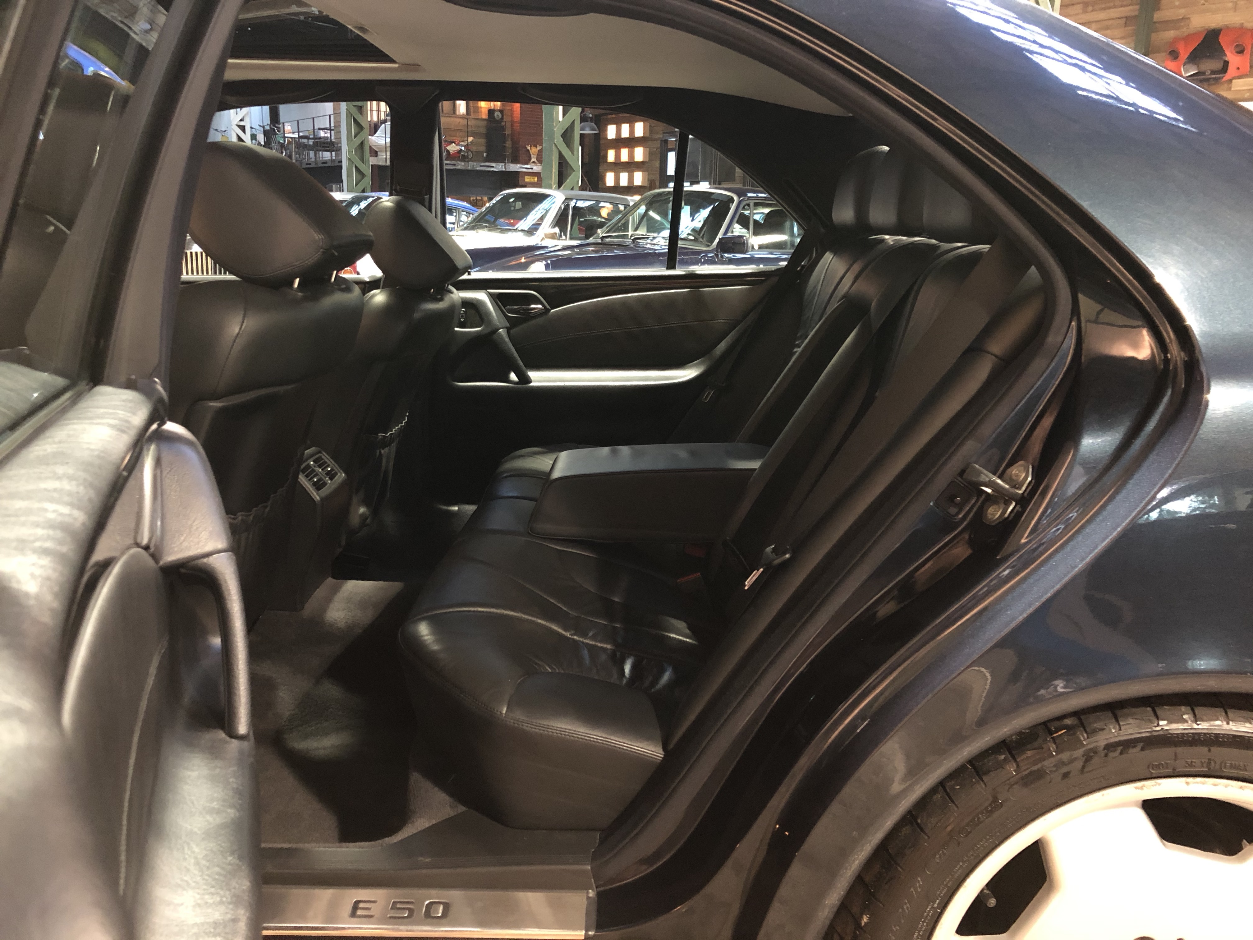 Mercedes E50 AMG
