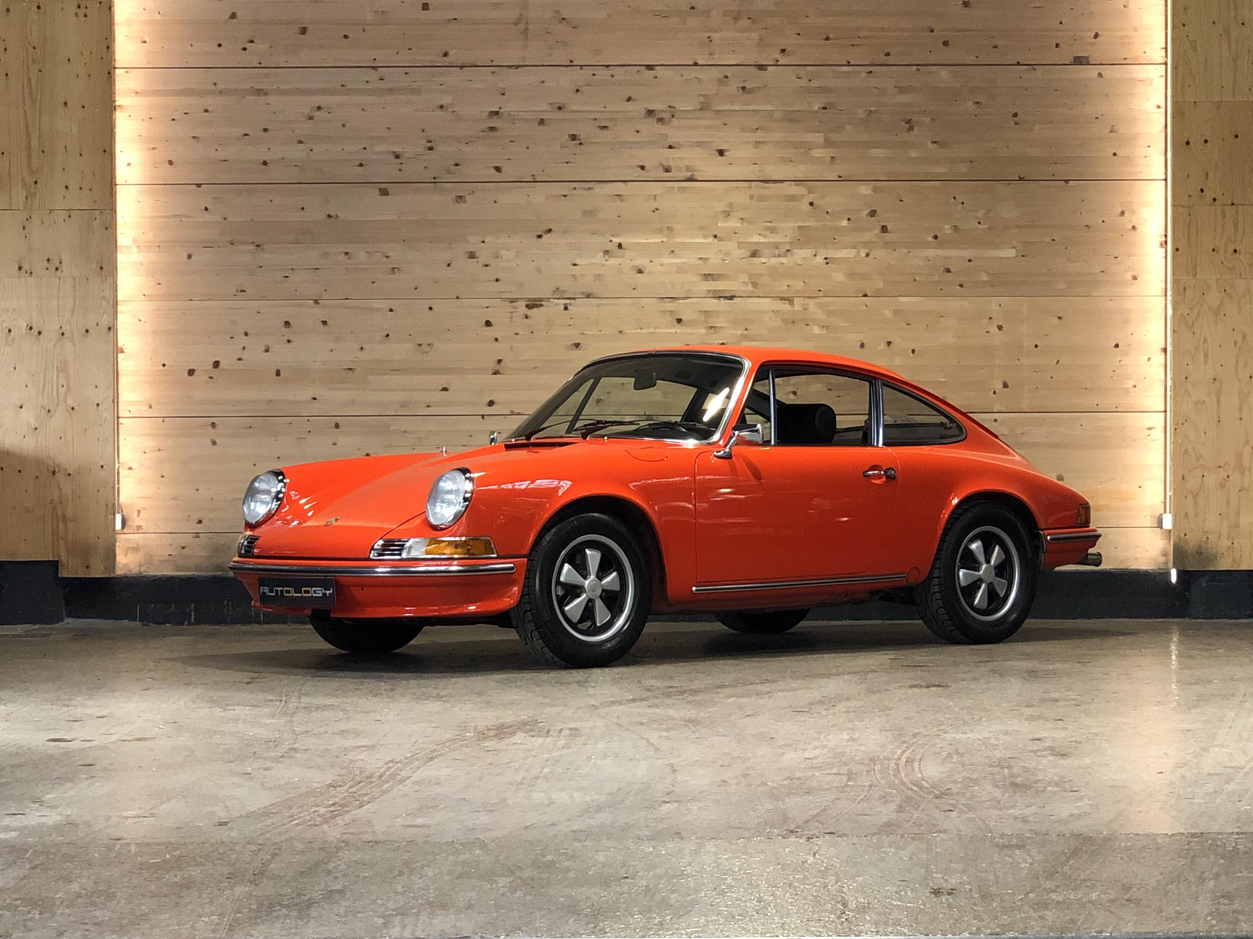 Porsche 911 2.4 T/E
