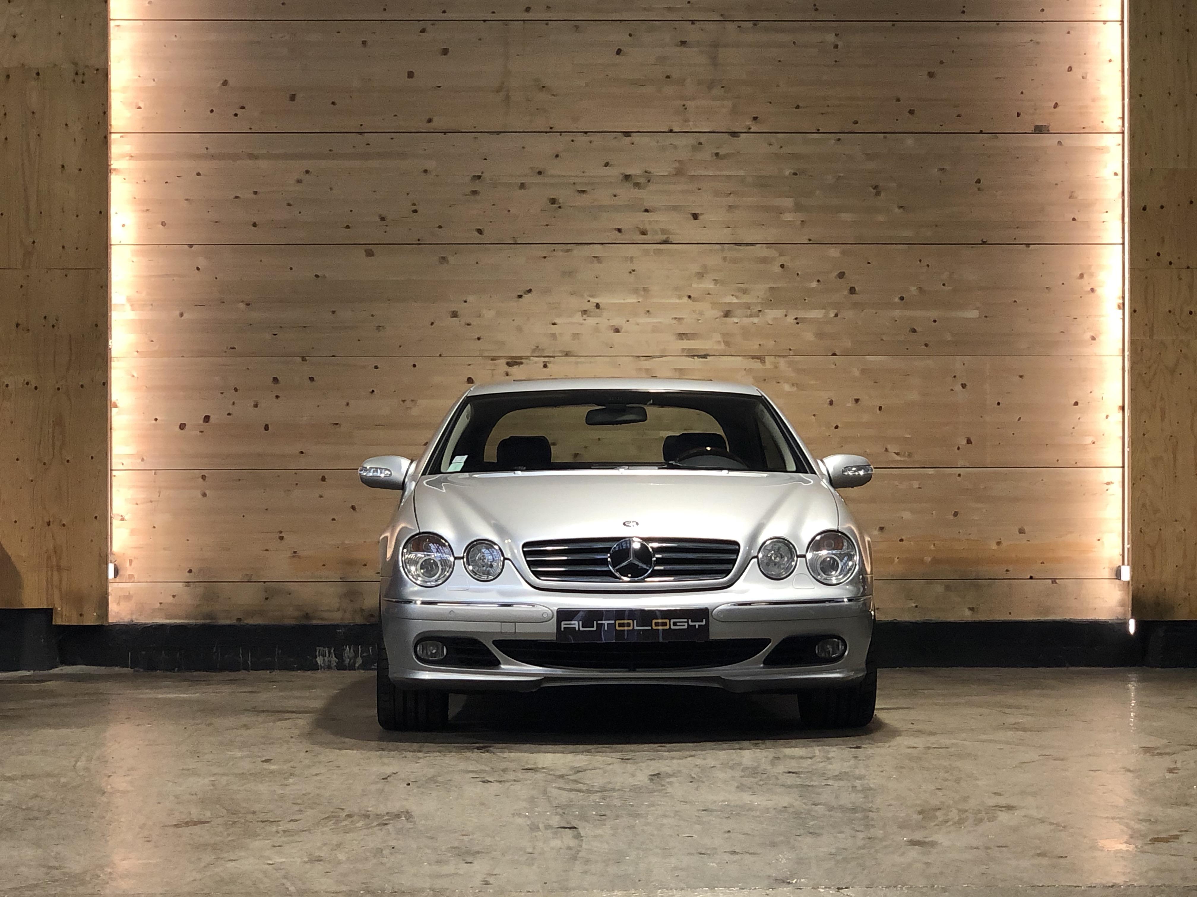 Mercedes CL500 BVA7