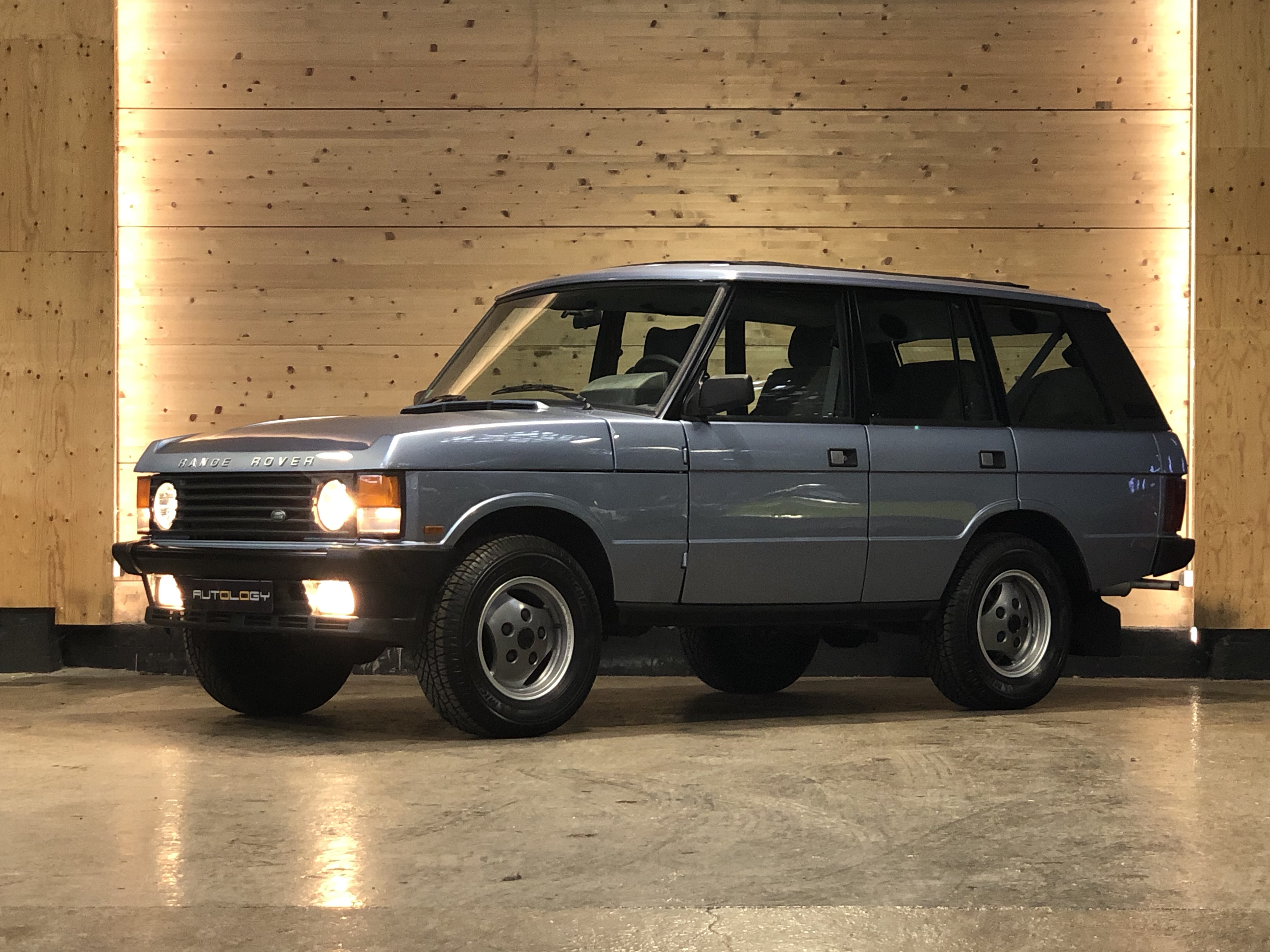 Land Rover Range Rover Classic V8 3.5 Vogue BVA