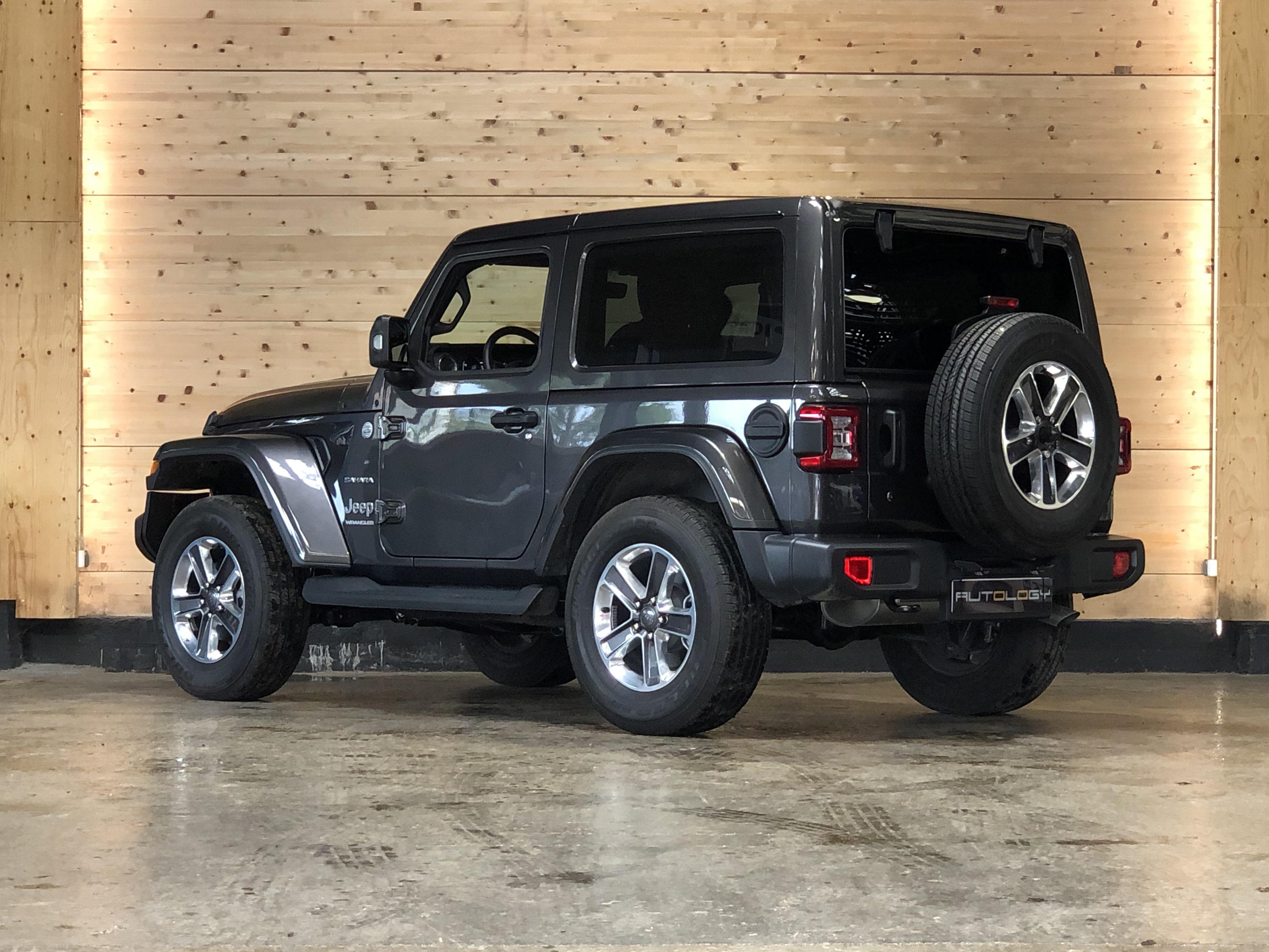 Jeep Wrangler 2.0T Sahara