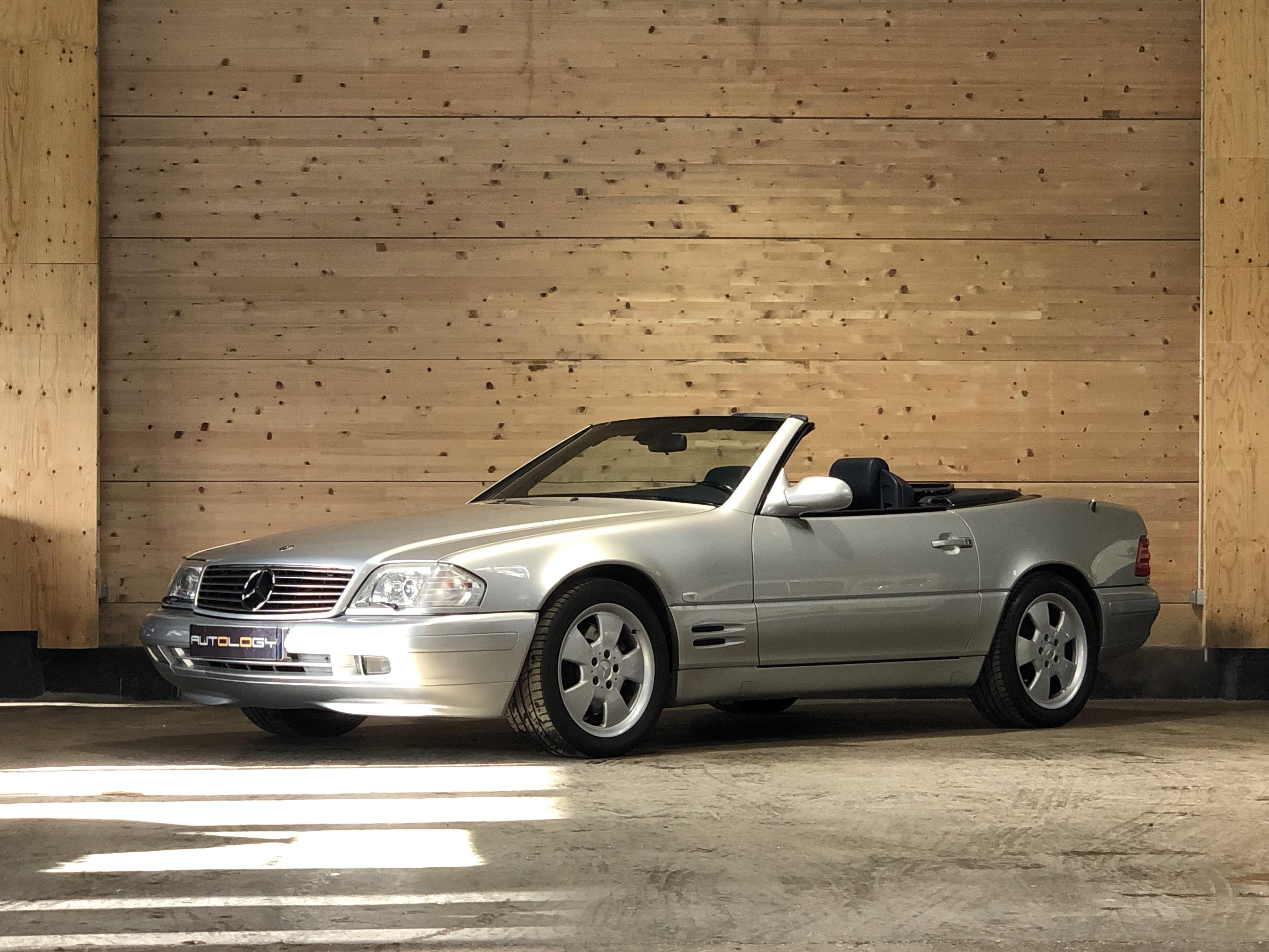 Mercedes SL 320 BVA5