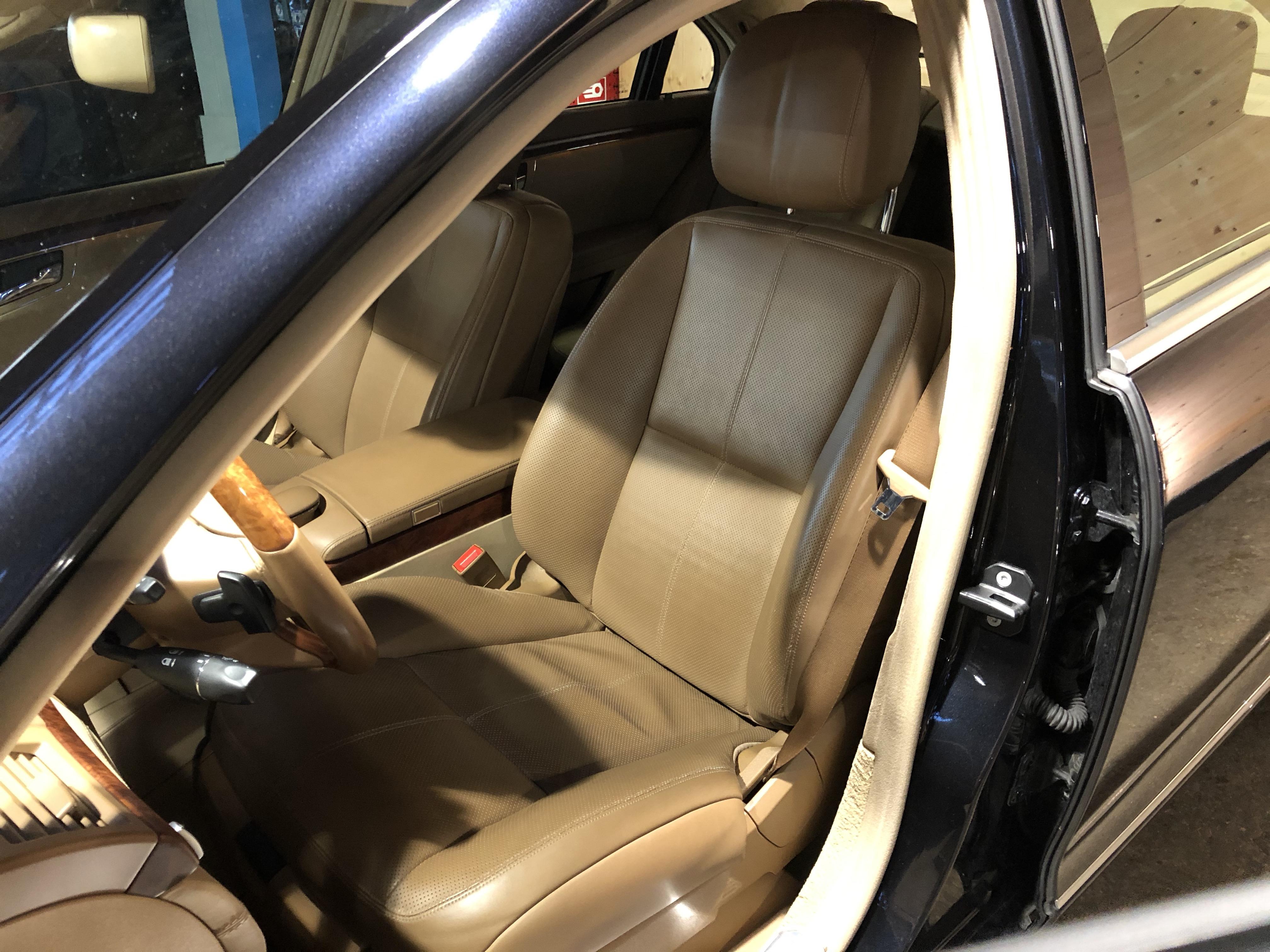 Mercedes S350 L BVA7