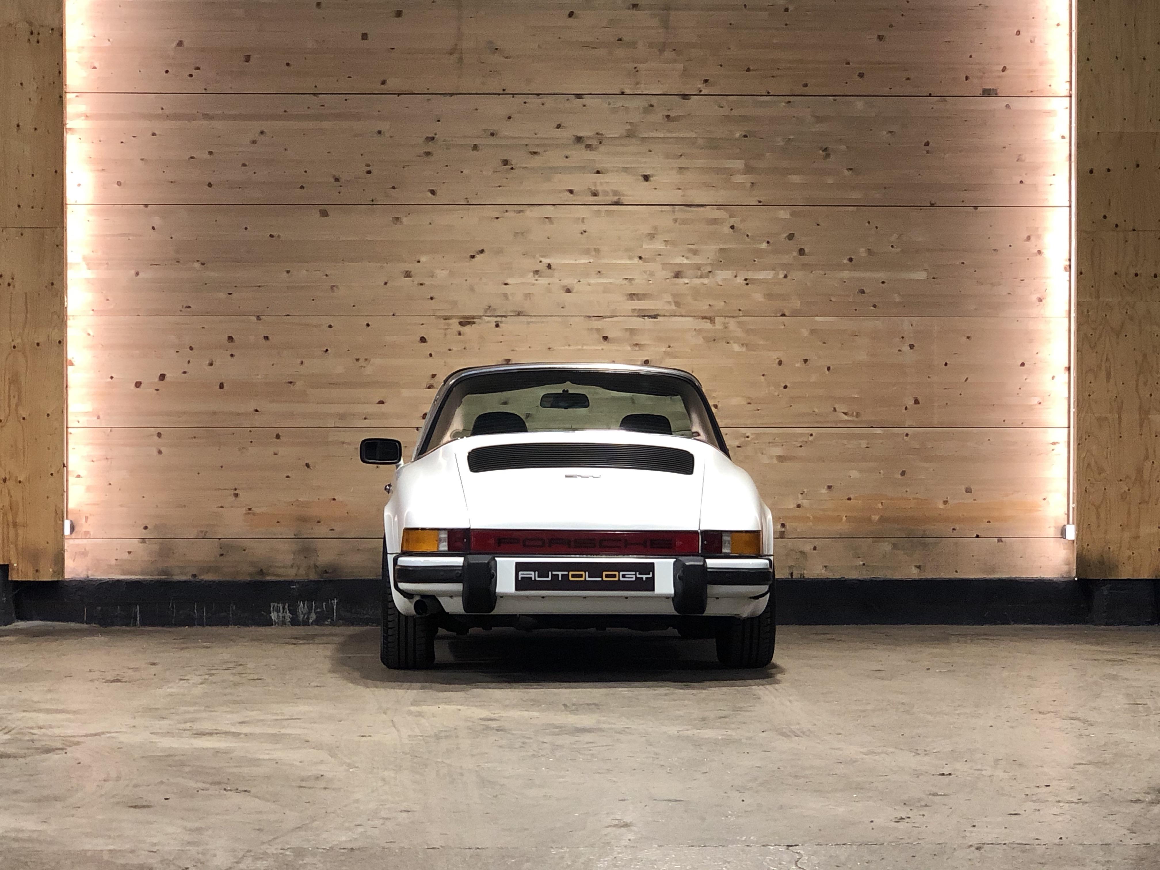 Porsche 911 2.7 Targa 165cv