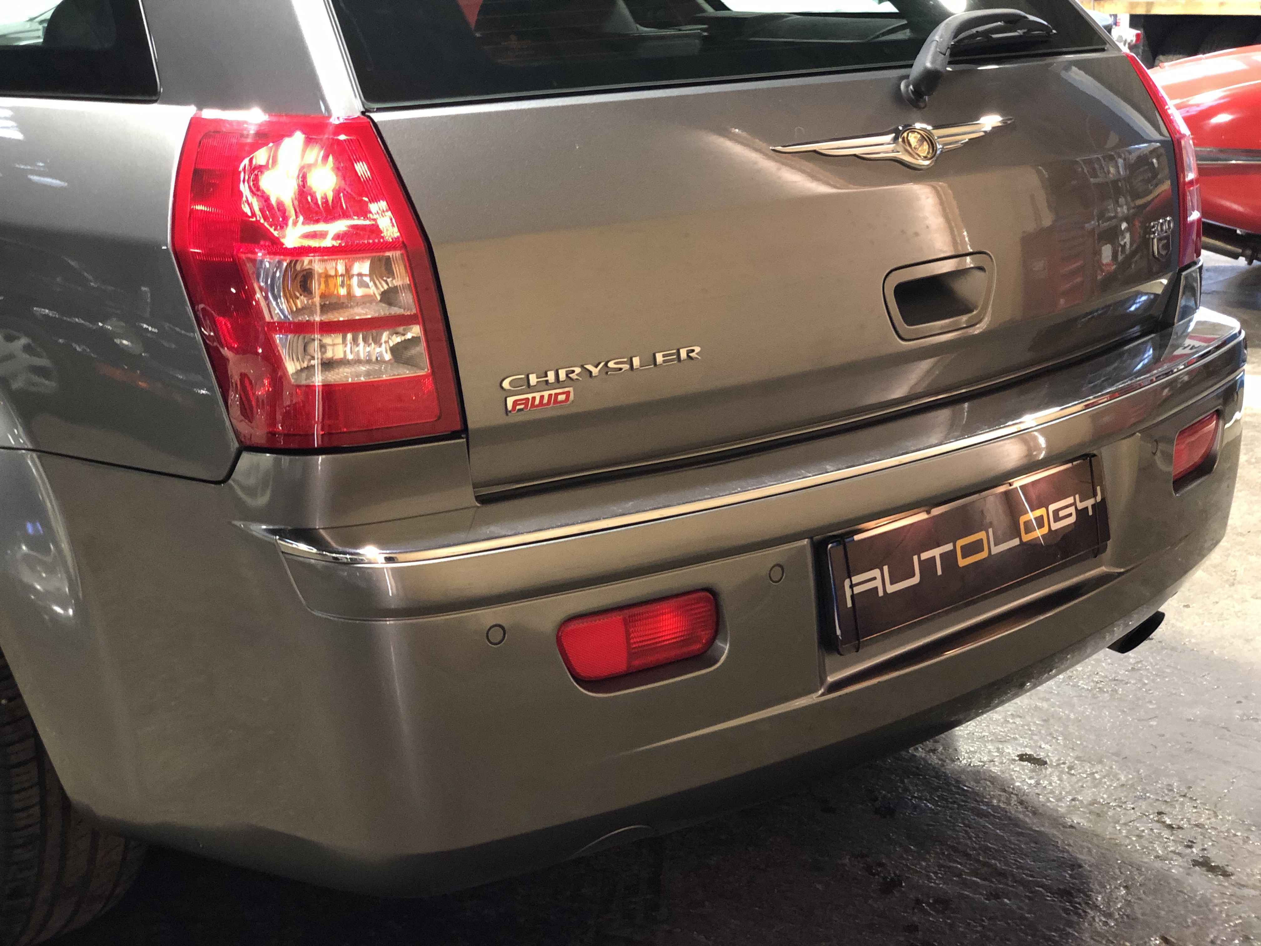 Chrysler 300 C Touring V6 3.5 AWD