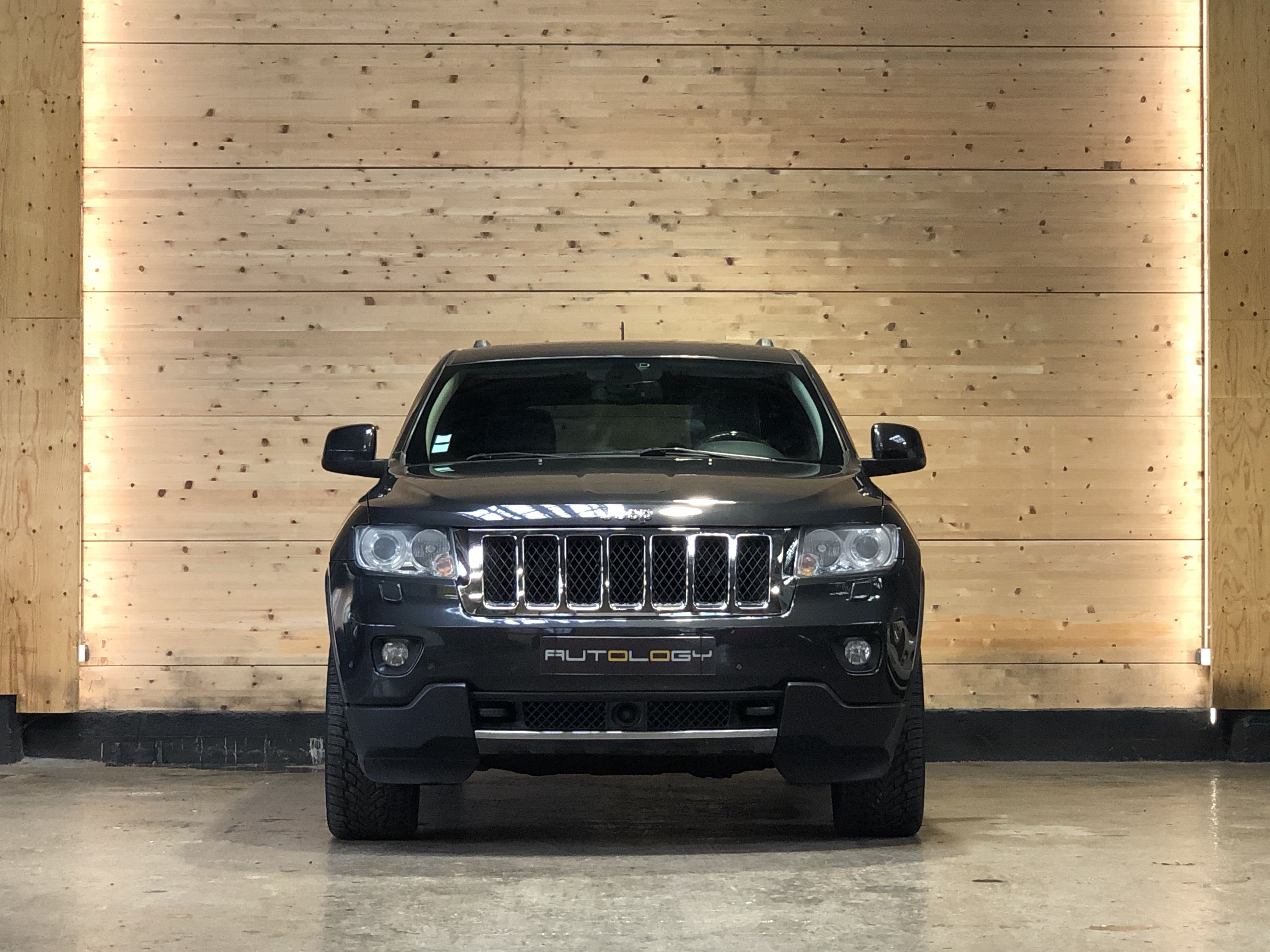 Jeep Grand Cherokee 3.0 CRD 241ch Overland