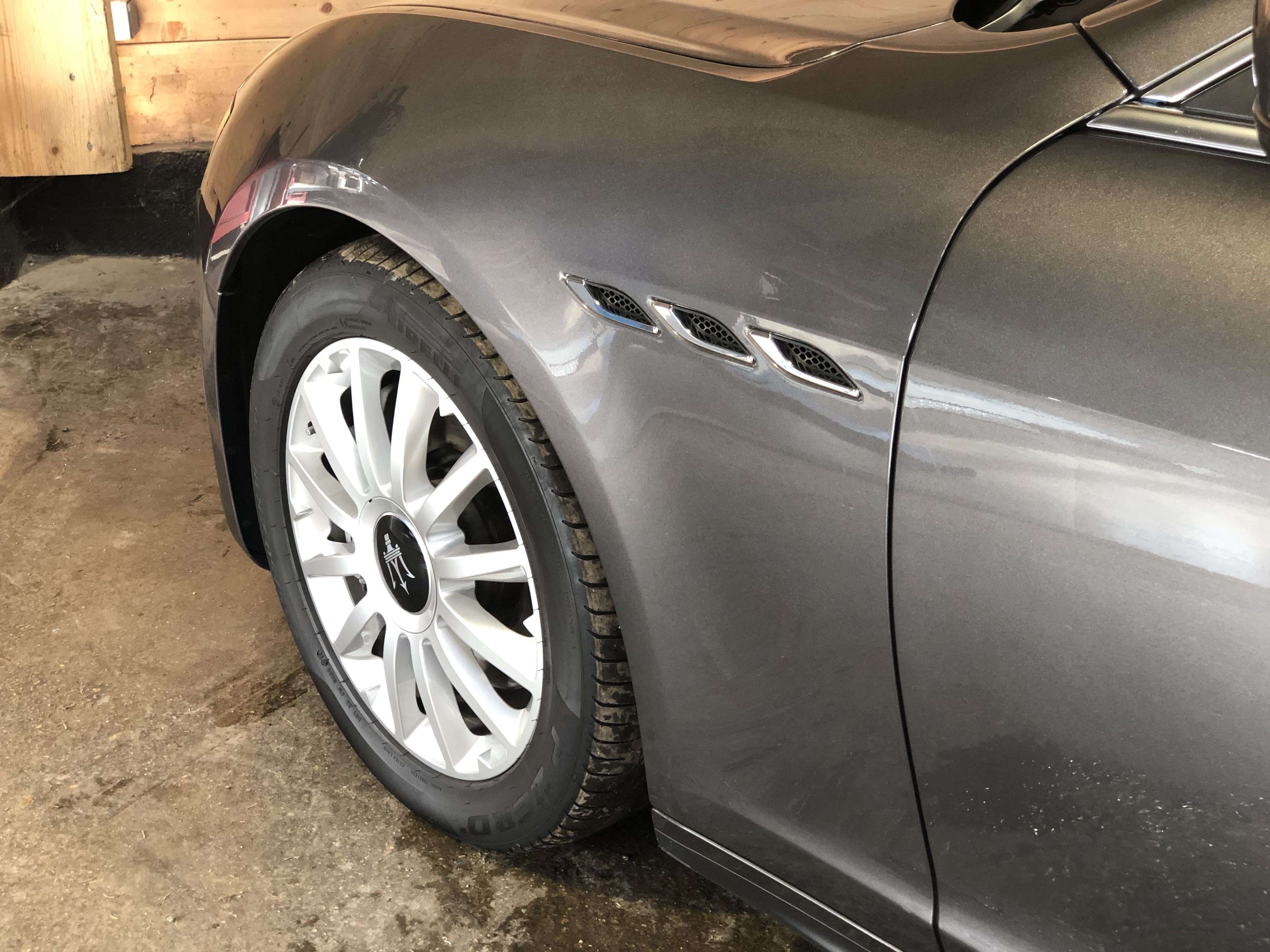 Maserati Ghibli 3.0d