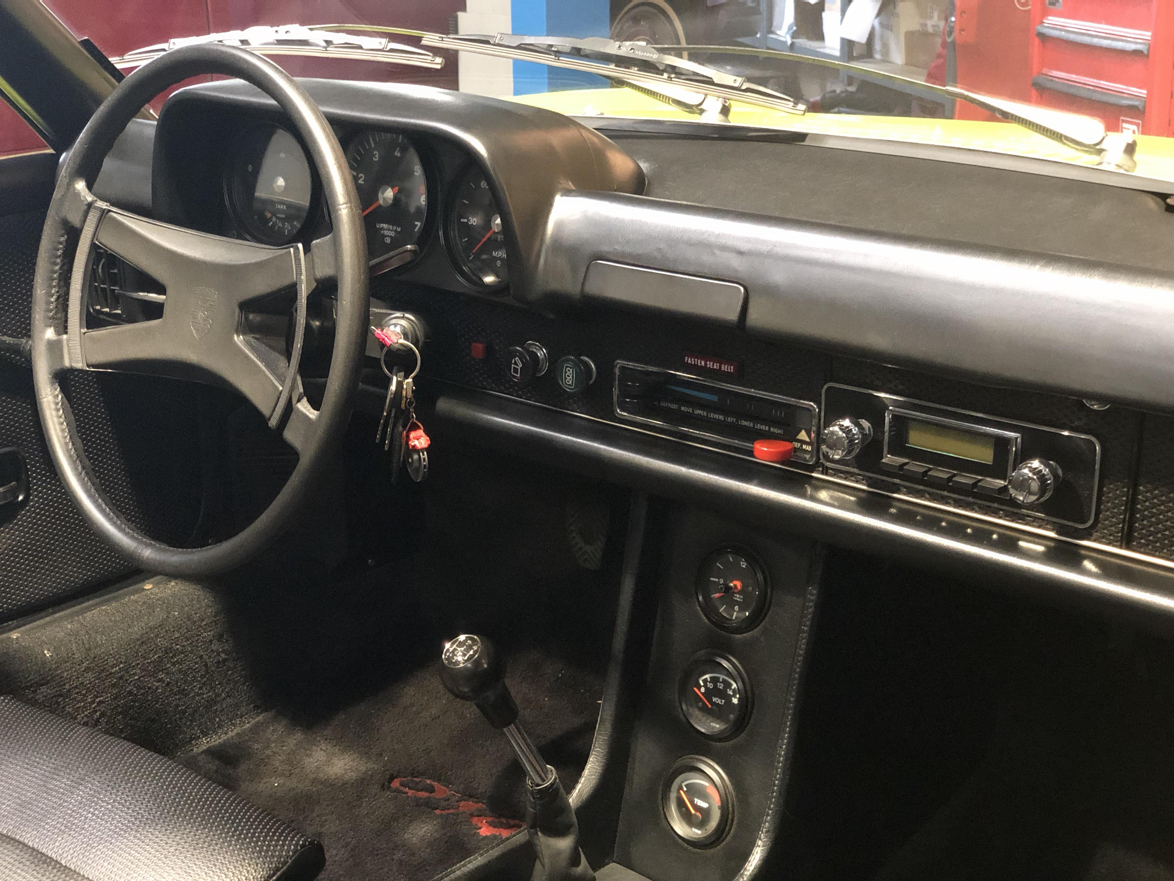 Porsche 914 2.0 Injection