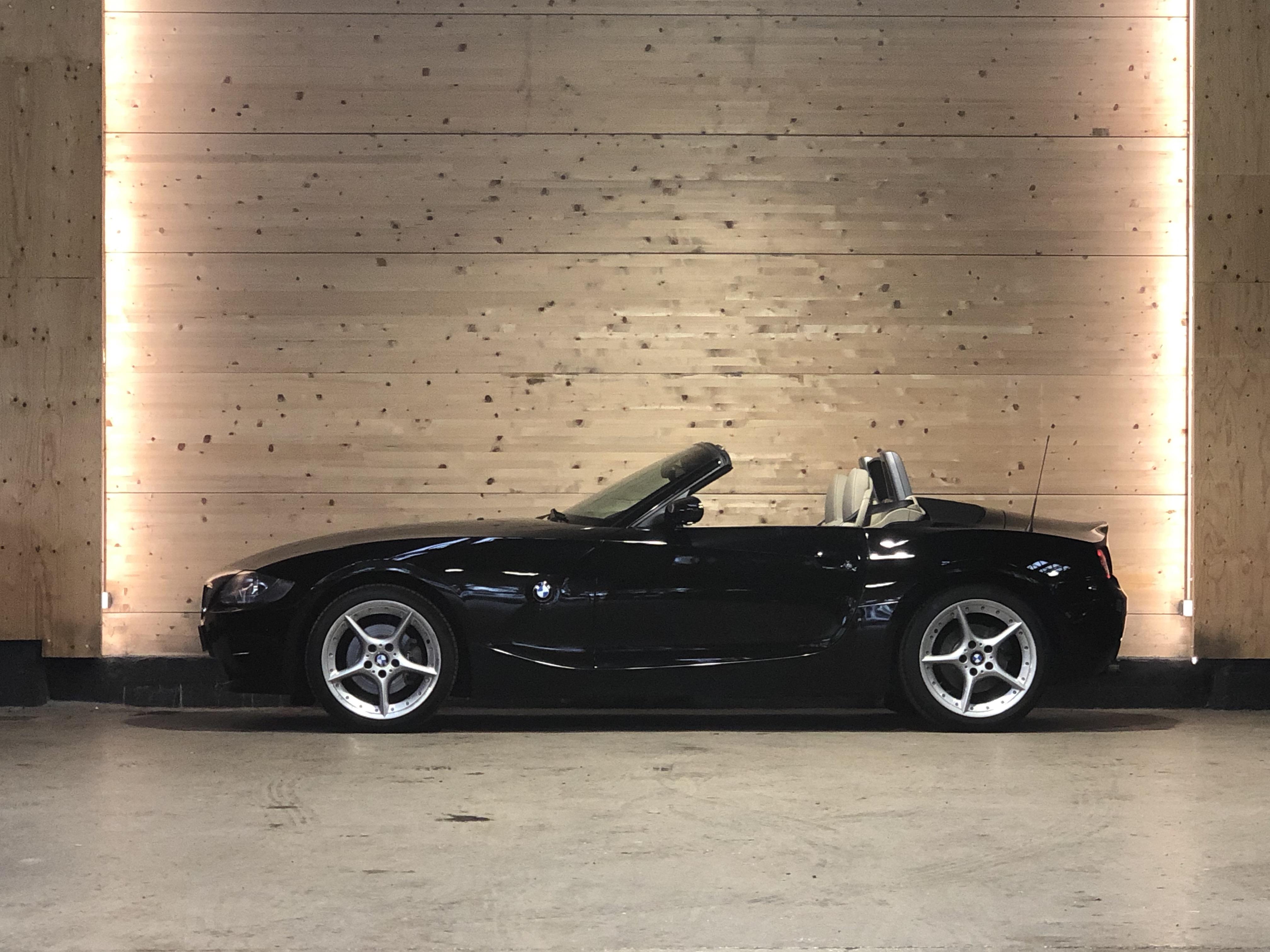 BMW Z4 Roadster 3.0i BVM6