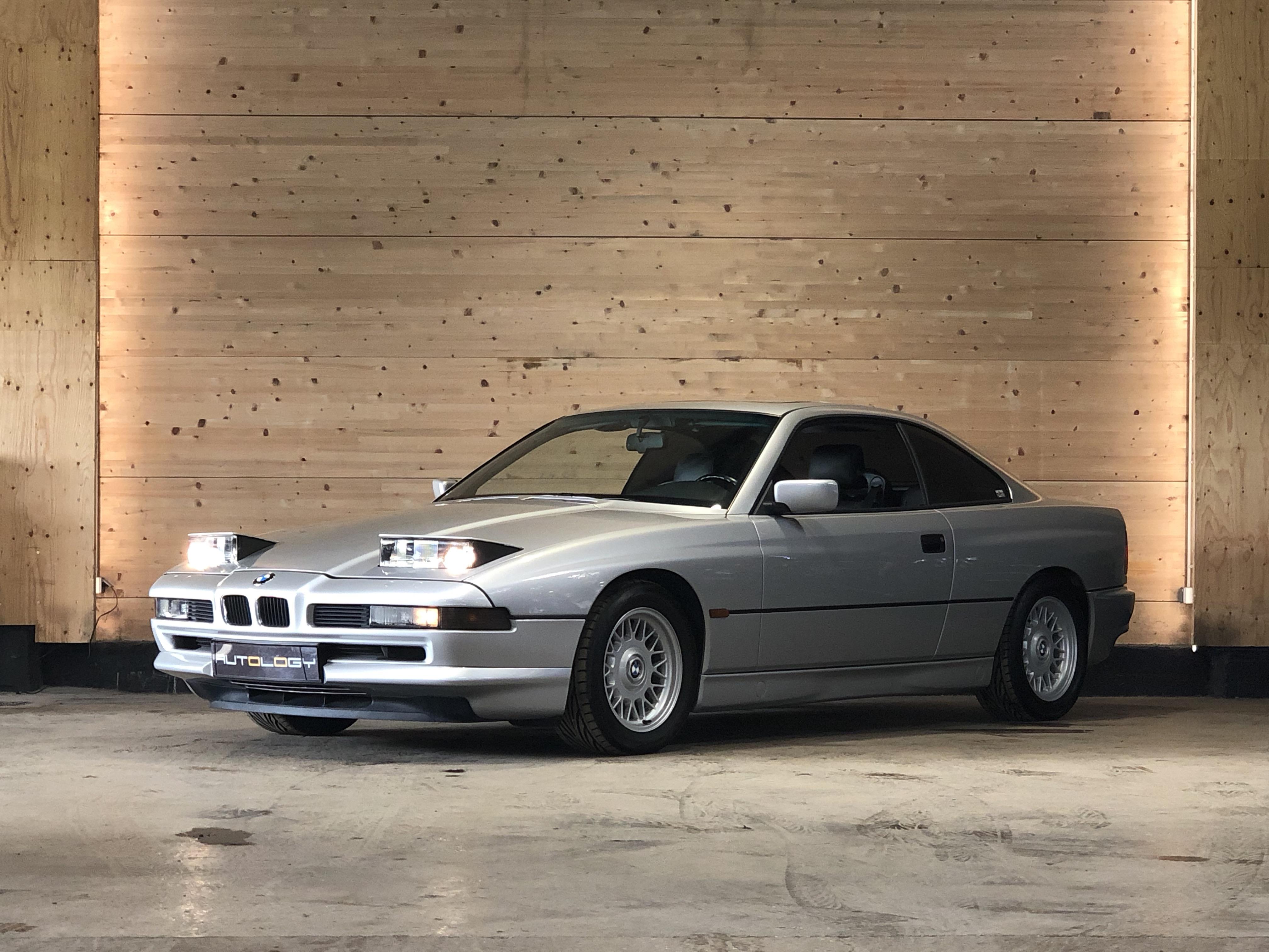 BMW 850 iA