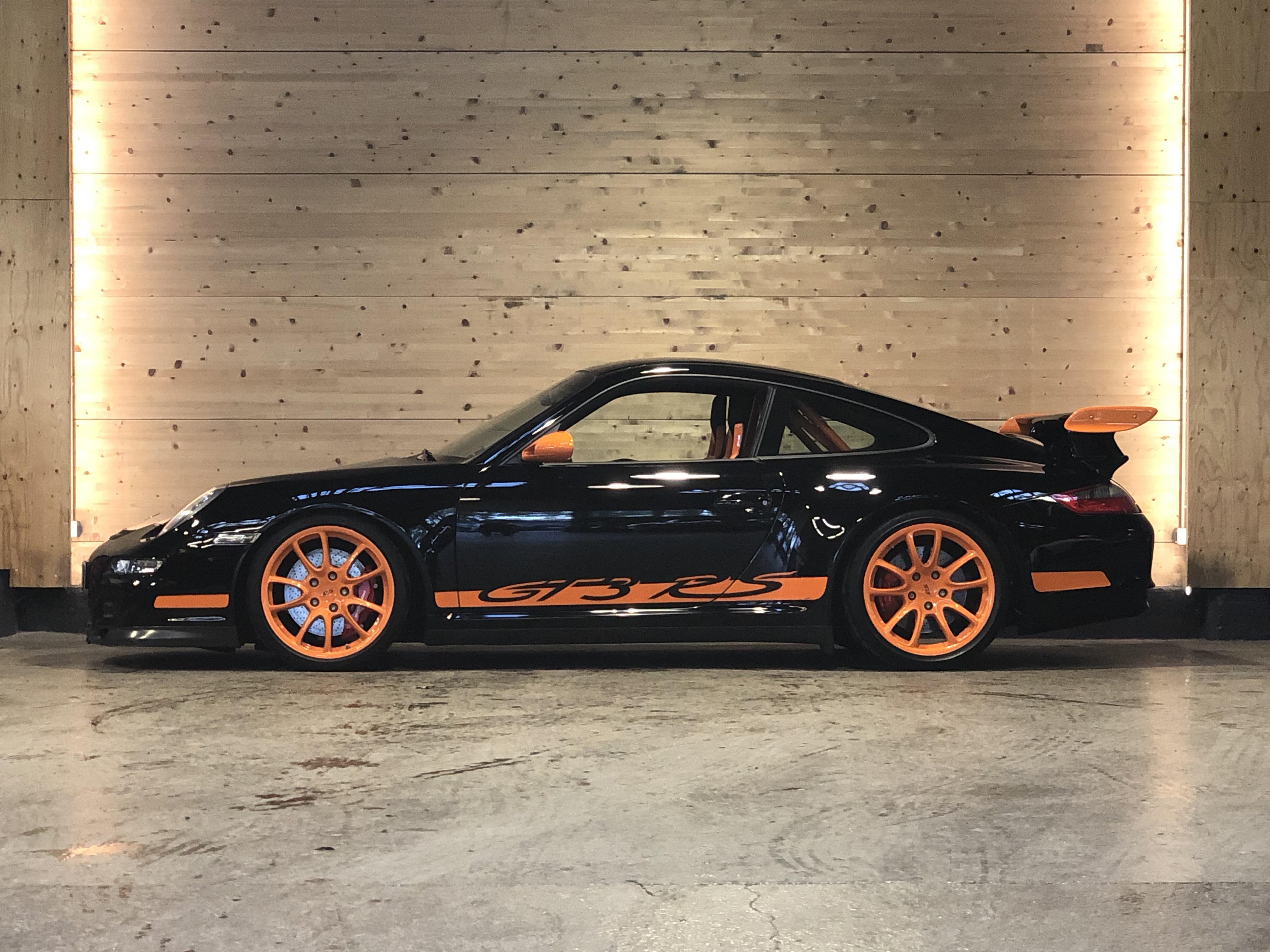 Porsche 997 GT3 RS «Phase 1»