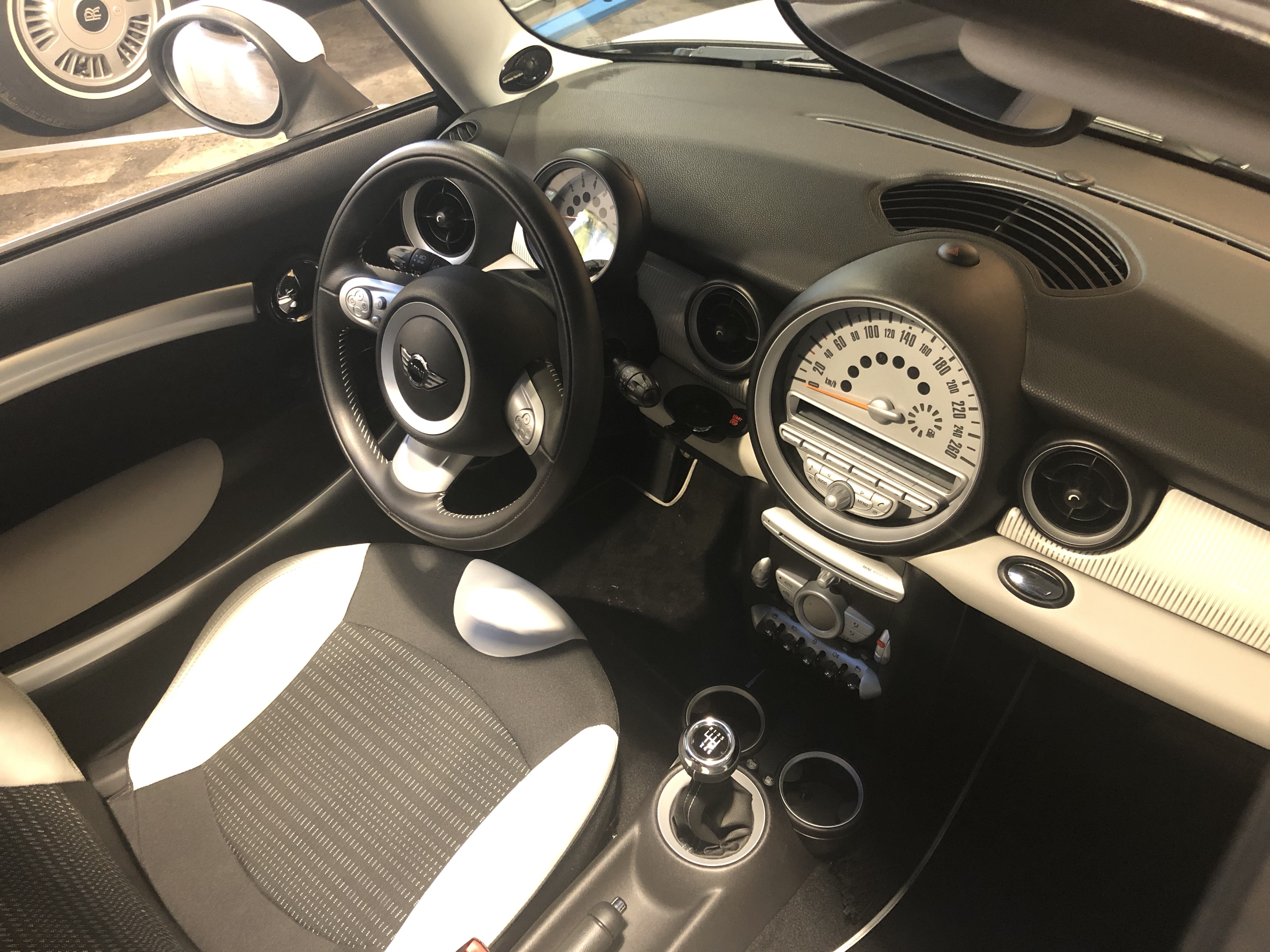 Mini Cooper S «Camden» 1/50 … 484km!
