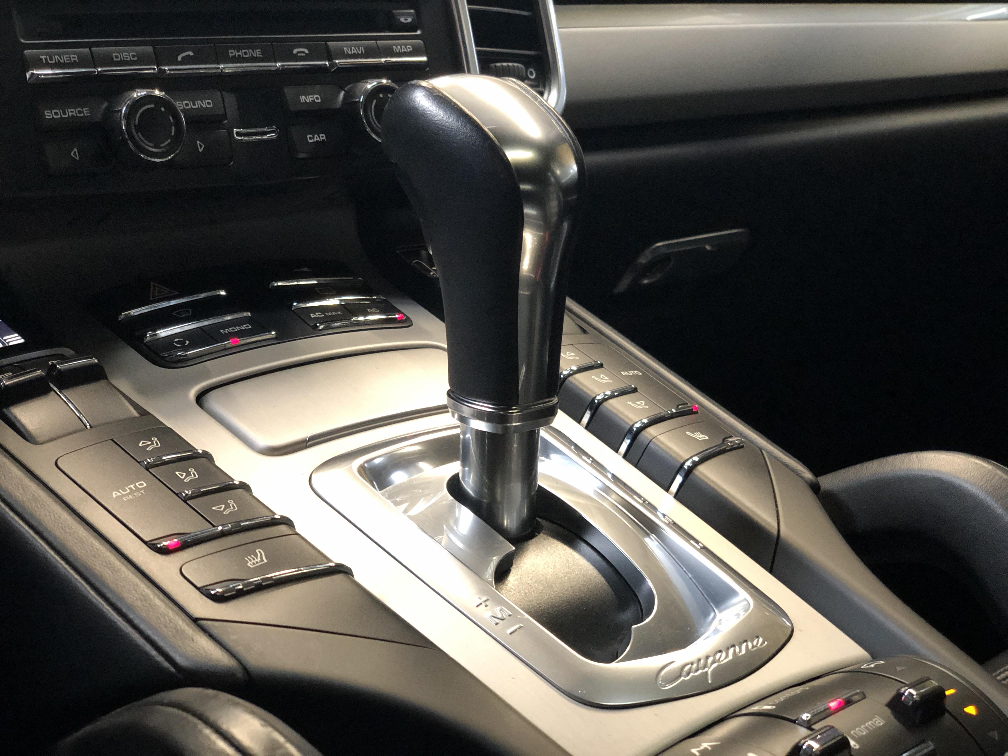 Porsche Cayenne Turbo 500ch