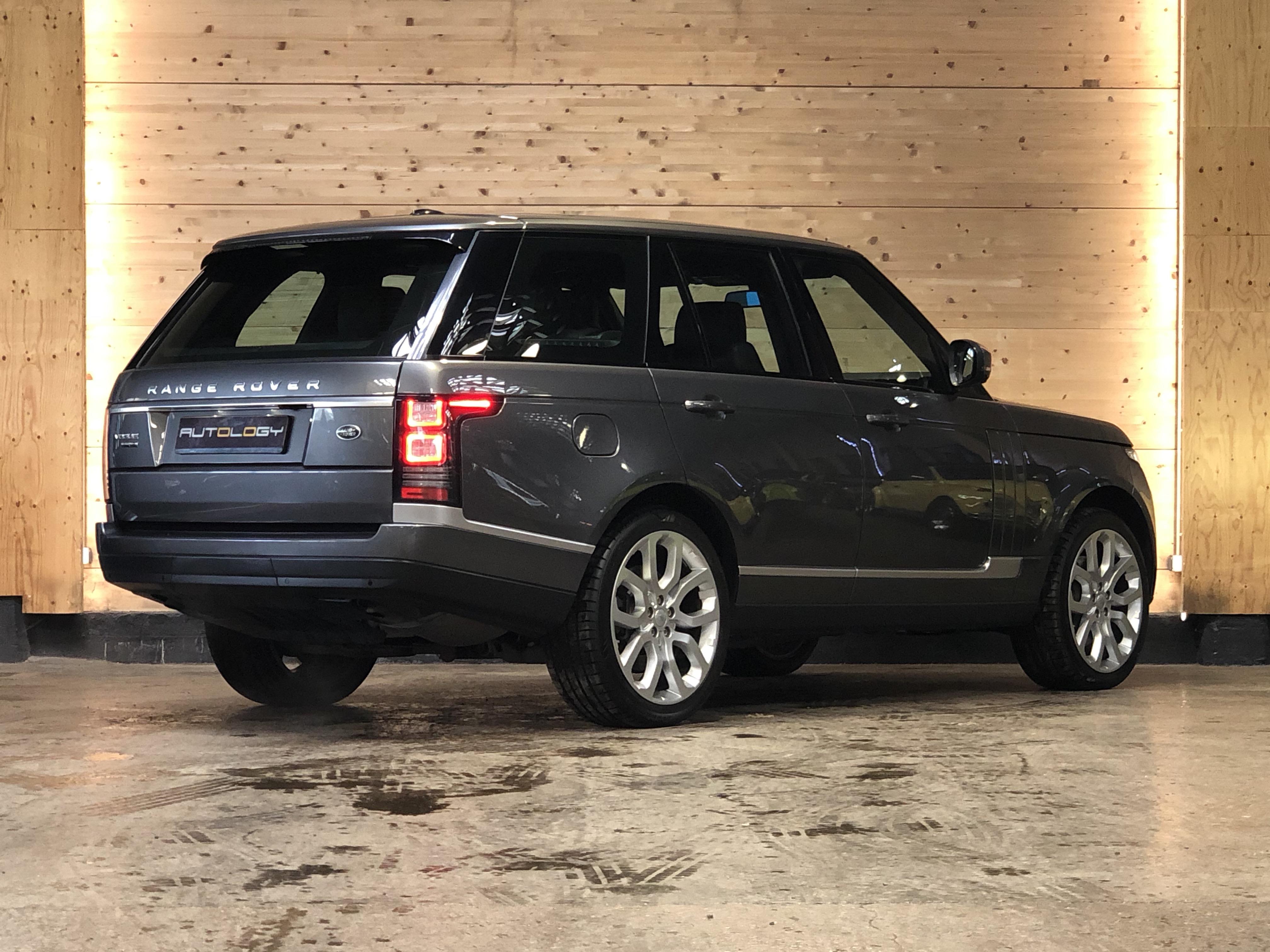 Land Rover Range Rover SdV8 Vogue