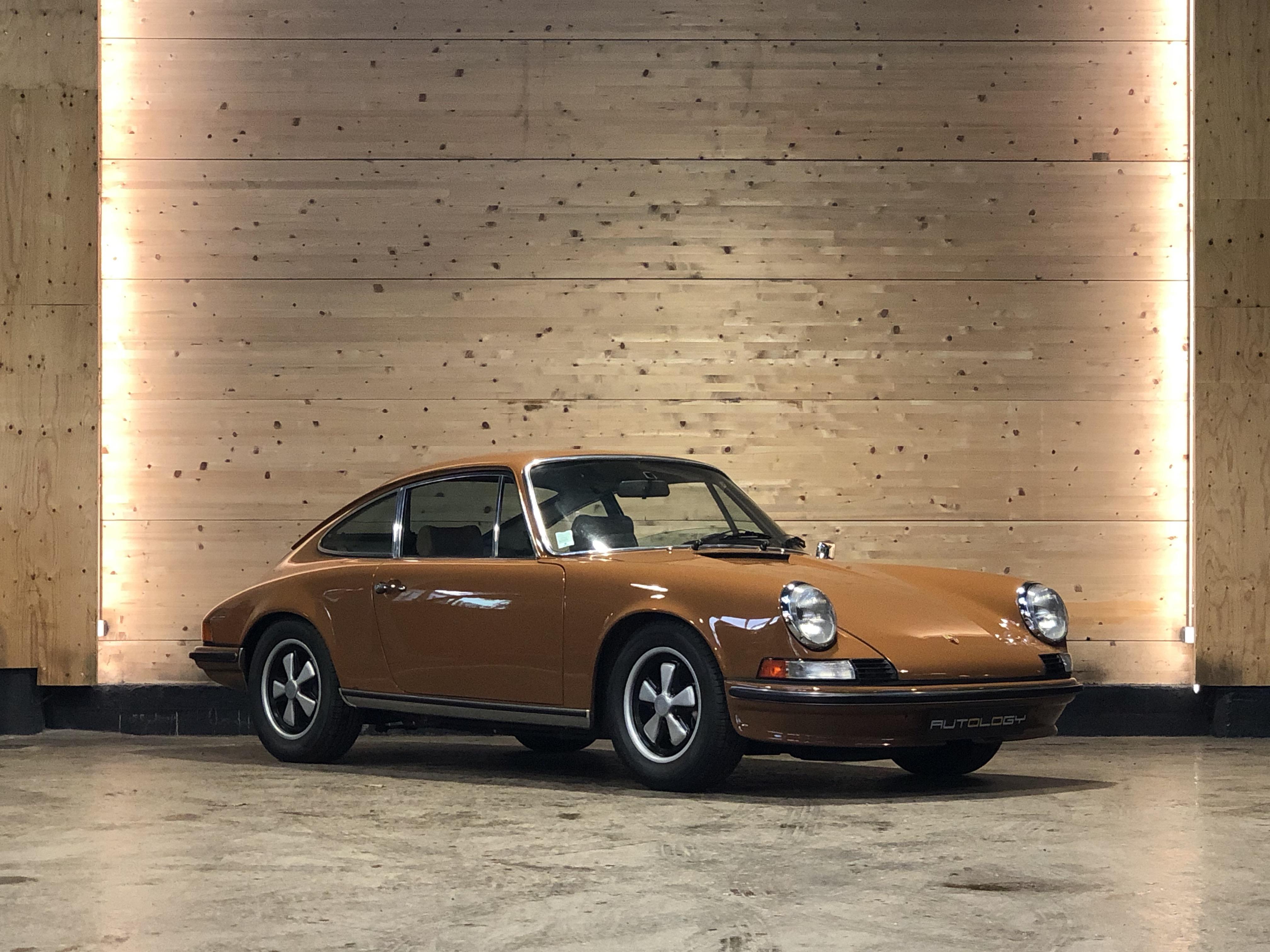 Porsche 911 2.4S Coupe