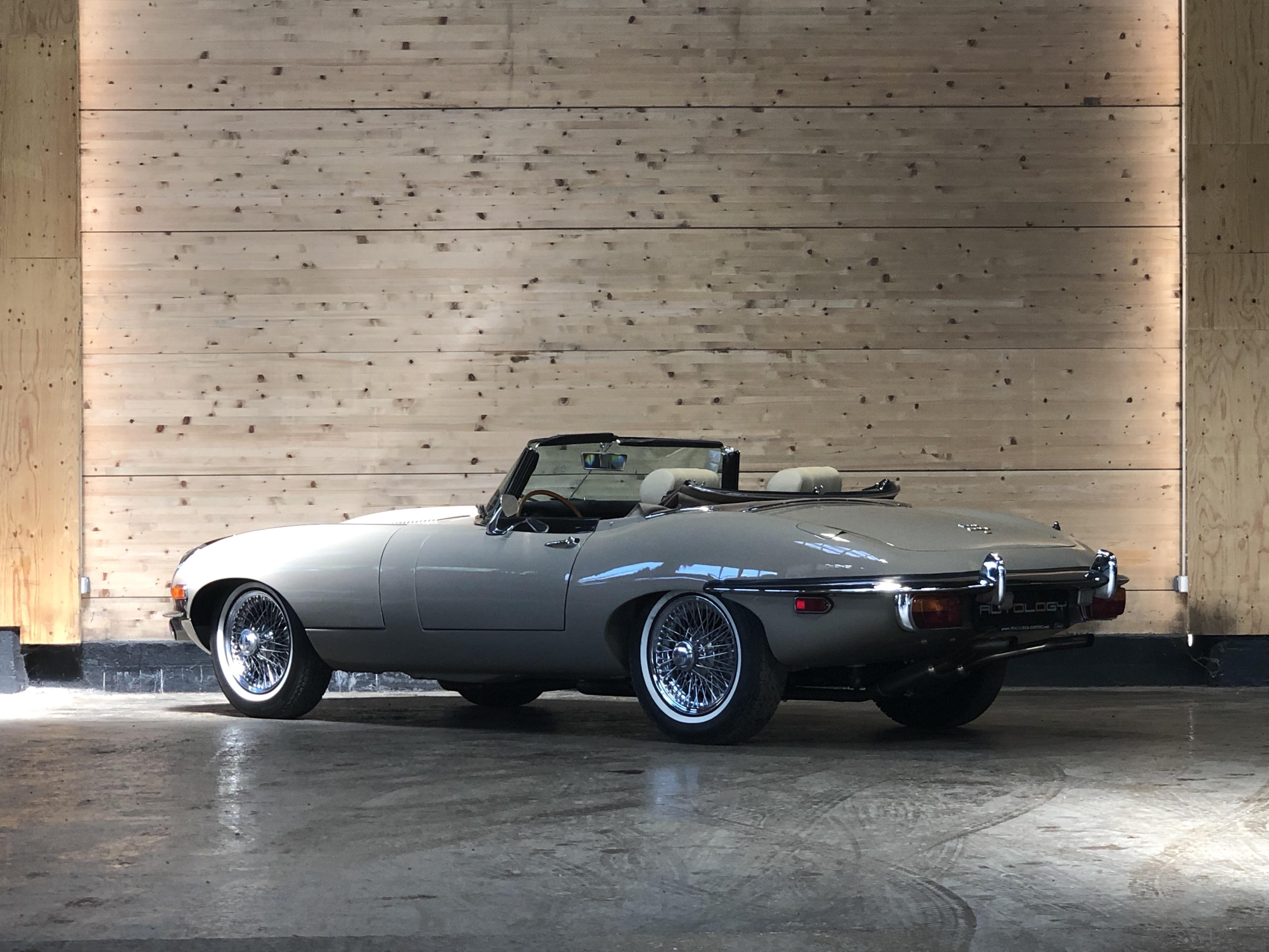 Jaguar Type E 4.2 Cabriolet