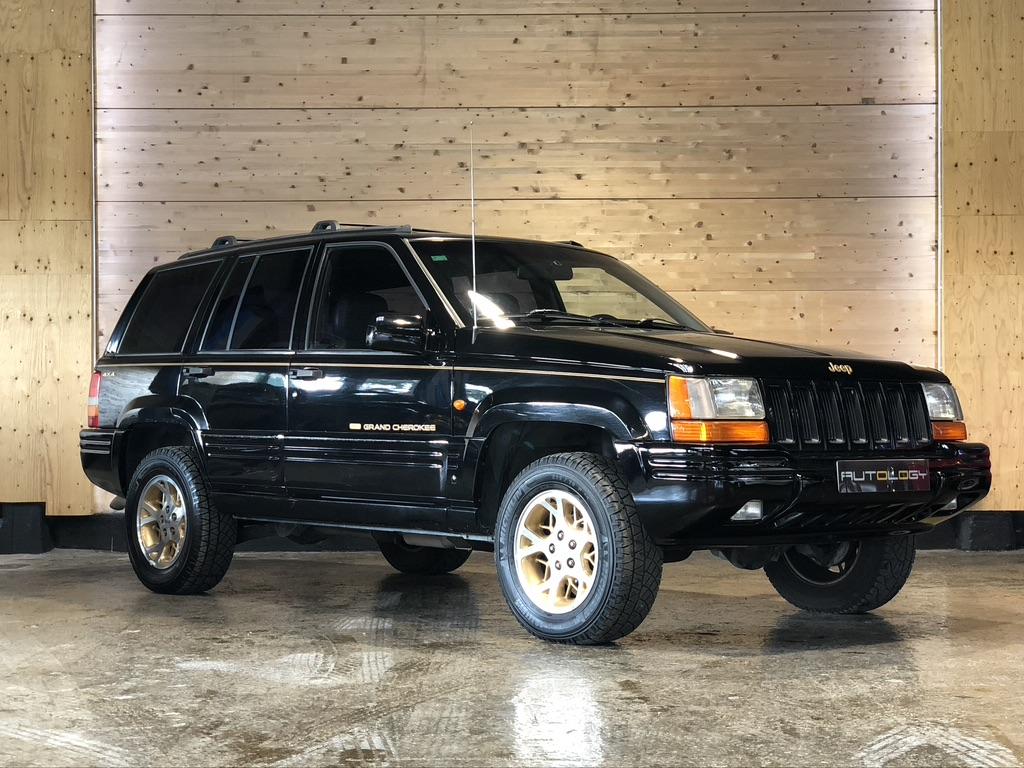 Jeep Grand Cherokee V8 5.2 Limited