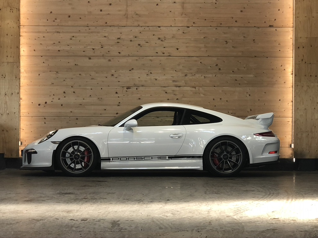 Porsche 991 GT3 3.8