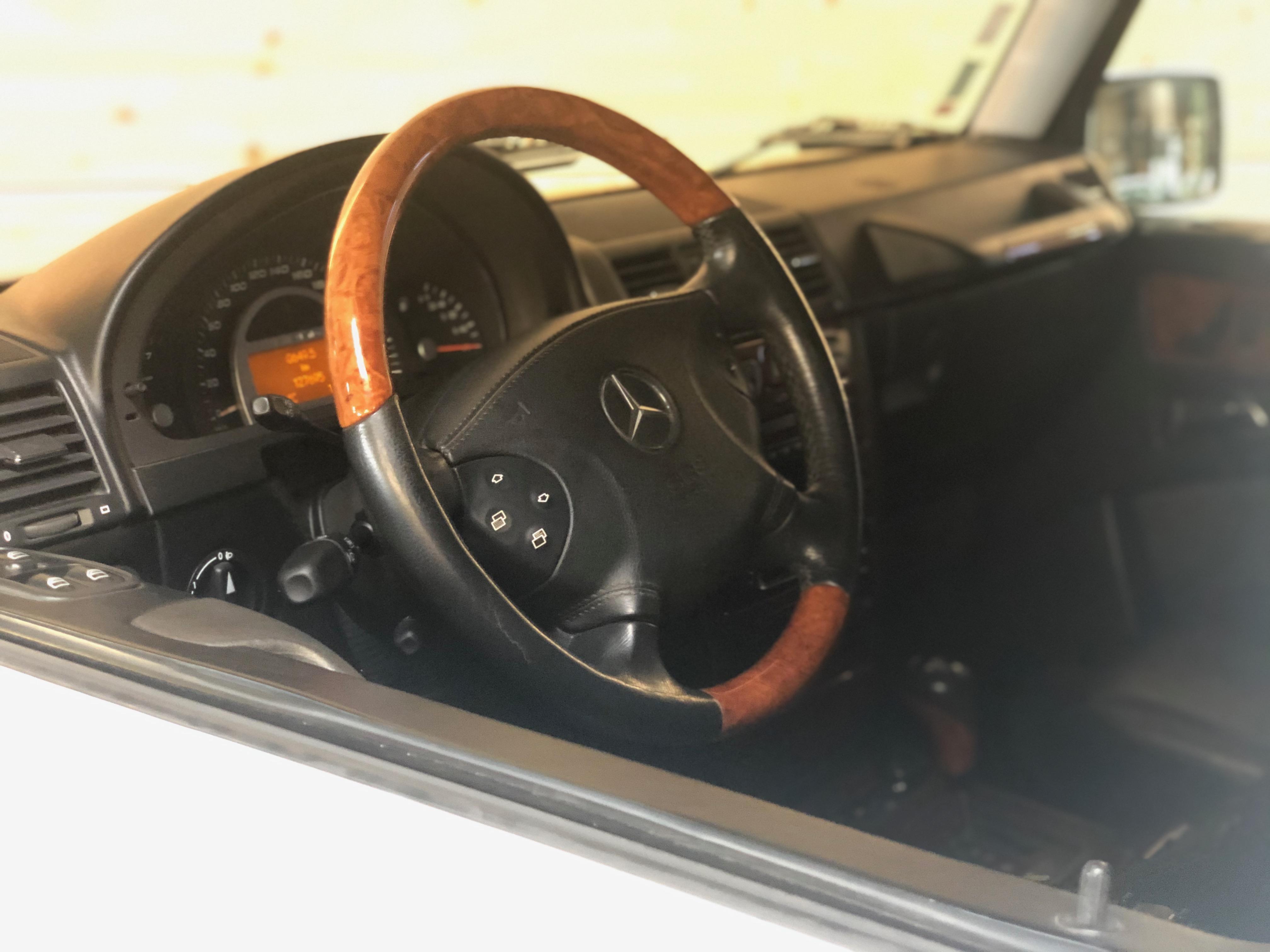 Mercedes G55 AMG Kompressor