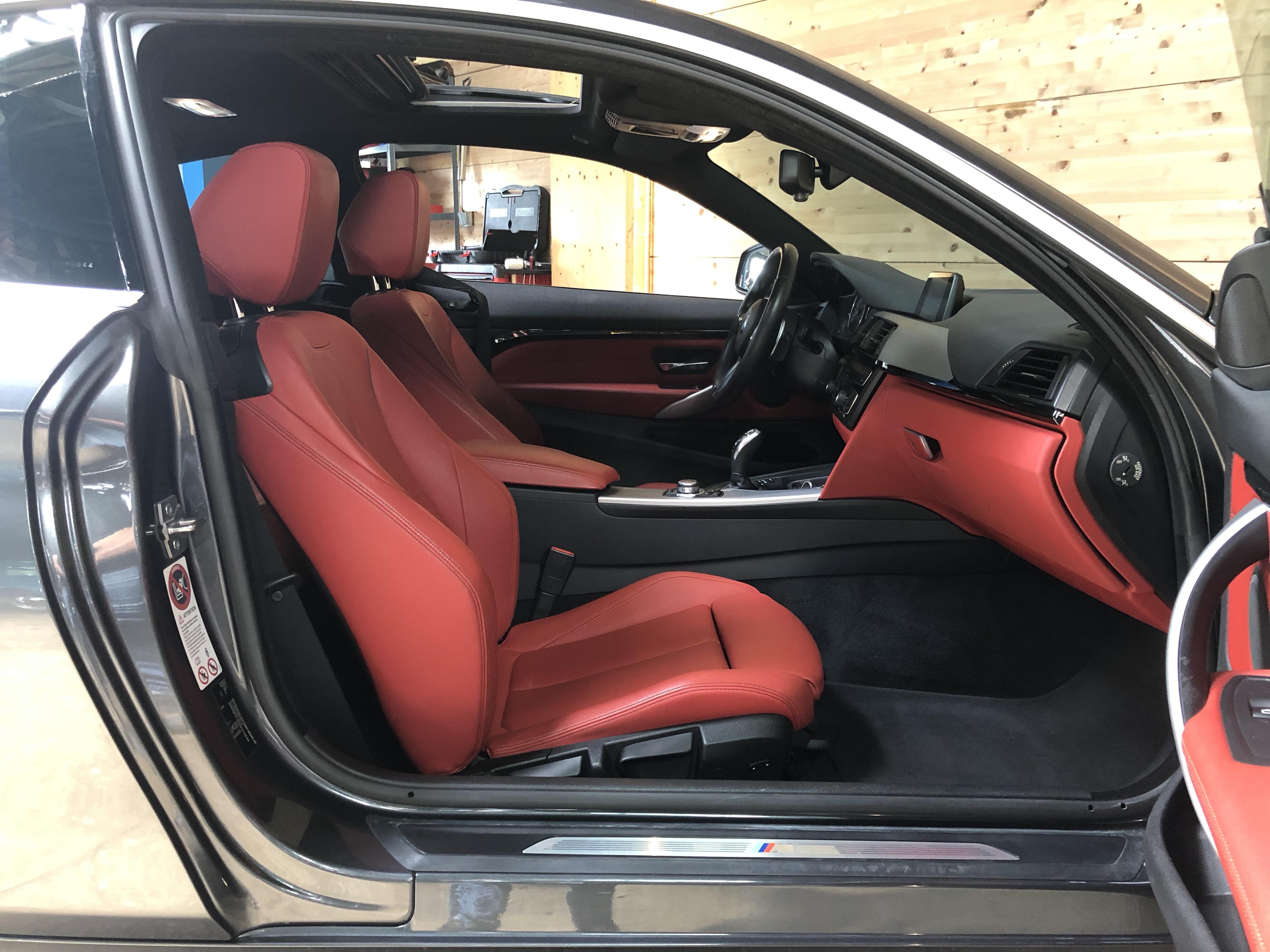 BMW 420dA xDrive M Sport