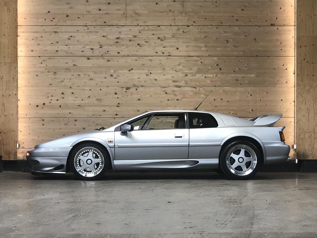 Lotus Esprit V8 Biturbo