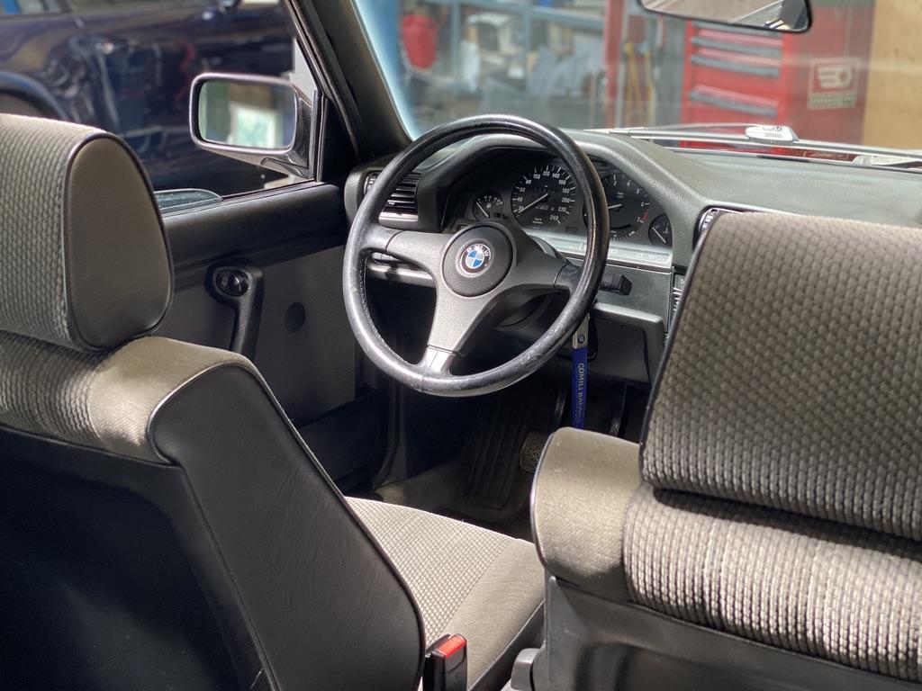 BMW 320i Baur TC